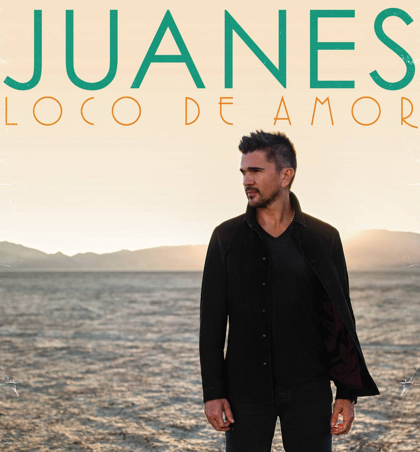 """Loco De Amor"" is unlike the Juanes fans know."