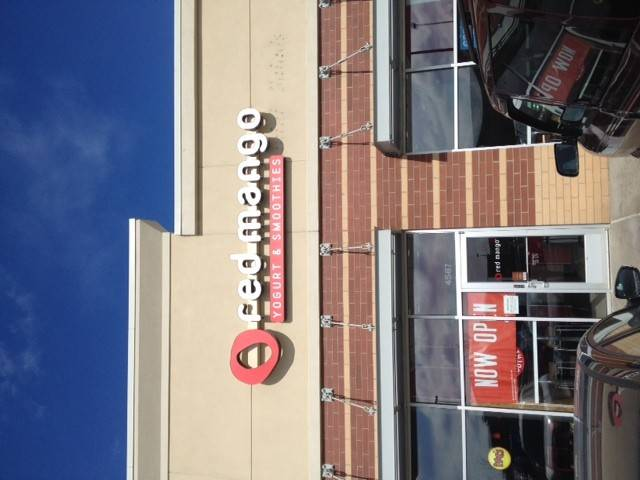 Red Mango Frozen Yogurt and Smoothies opened earlier this winter in Hoffman Estates.