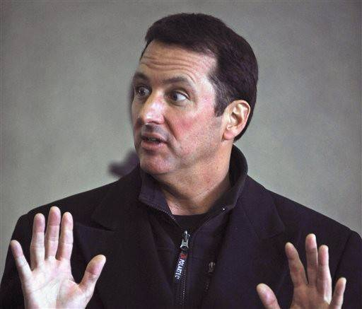 Television pitchman Kevin Trudeau