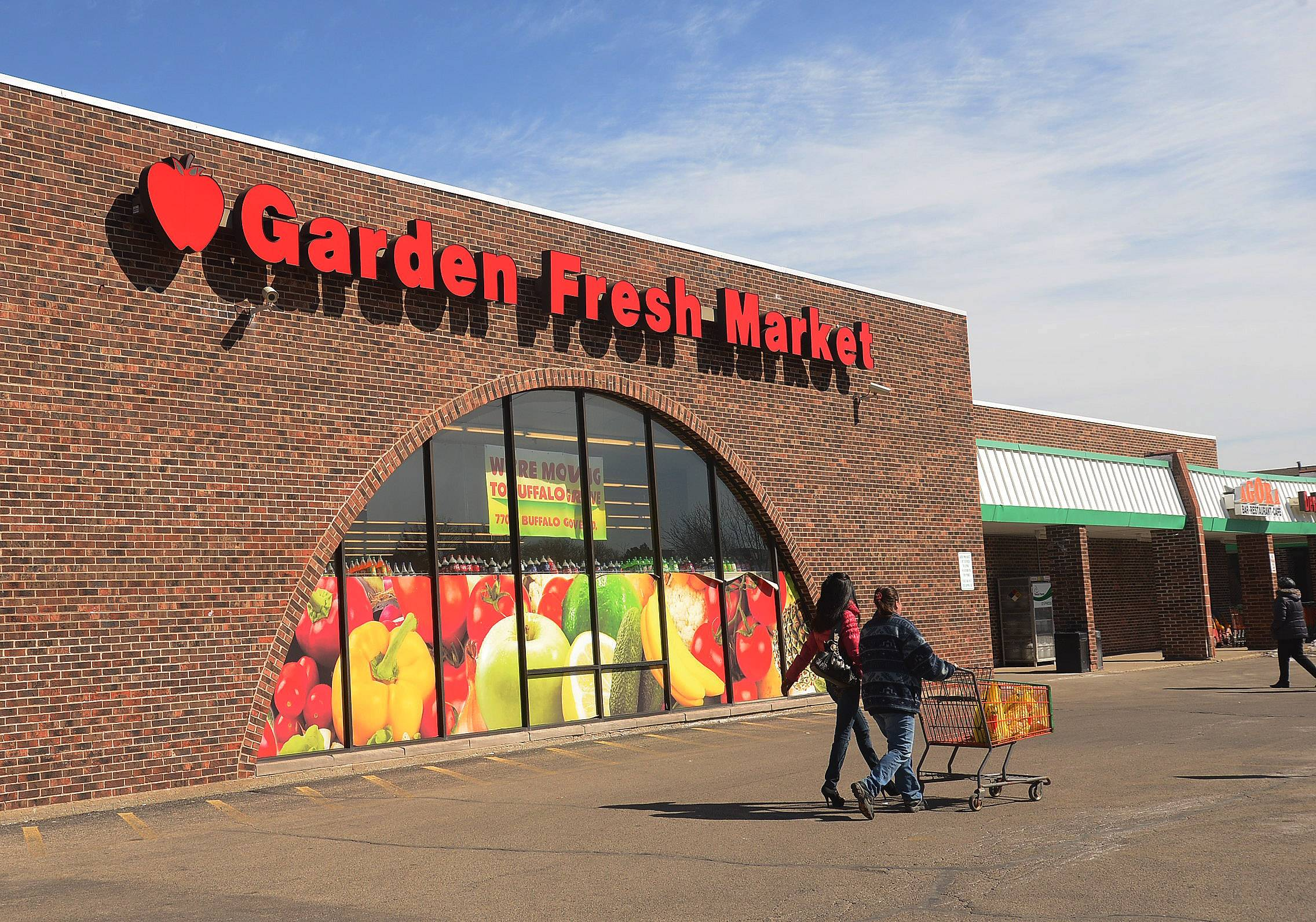 The Garden Fresh store in Wheeling is closing March 25 and reopening March 26 at a bigger location in Buffalo Grove.