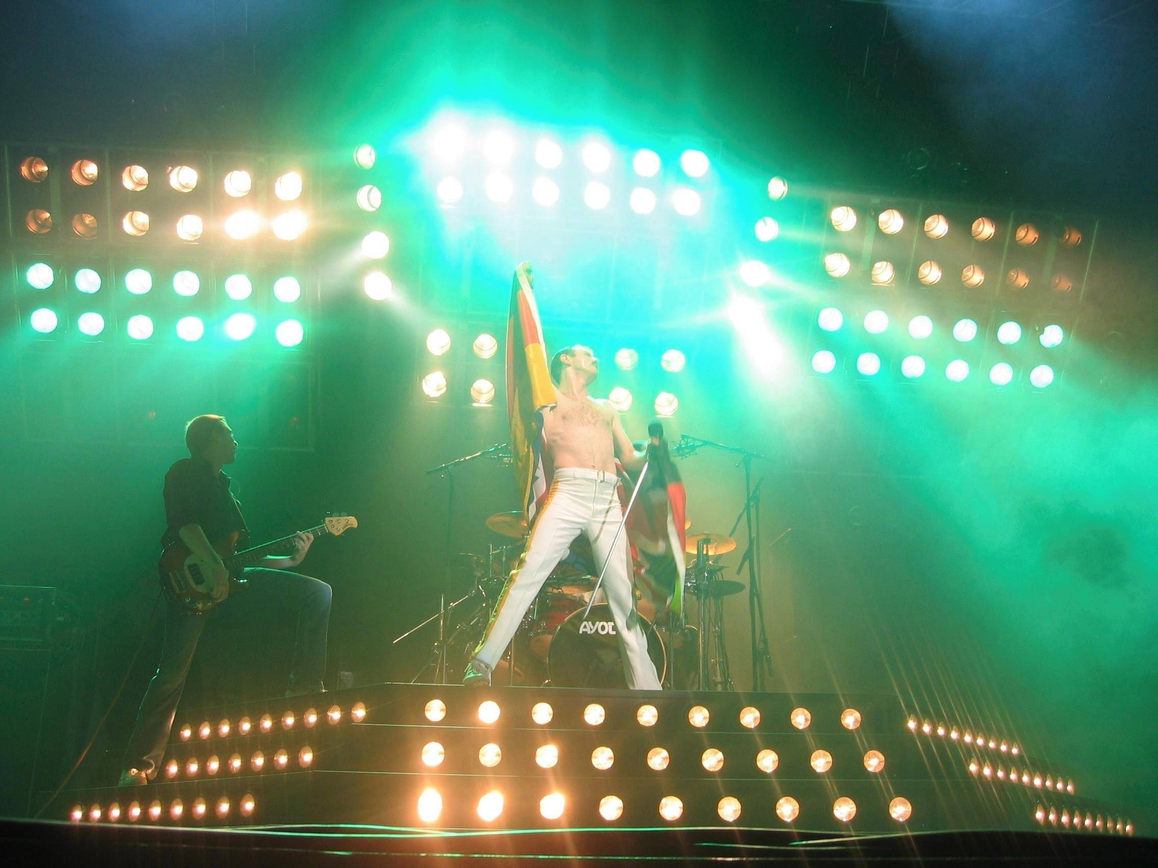 """One Night of Queen"" plays at the Rosemont Theatre on Friday, March 21."