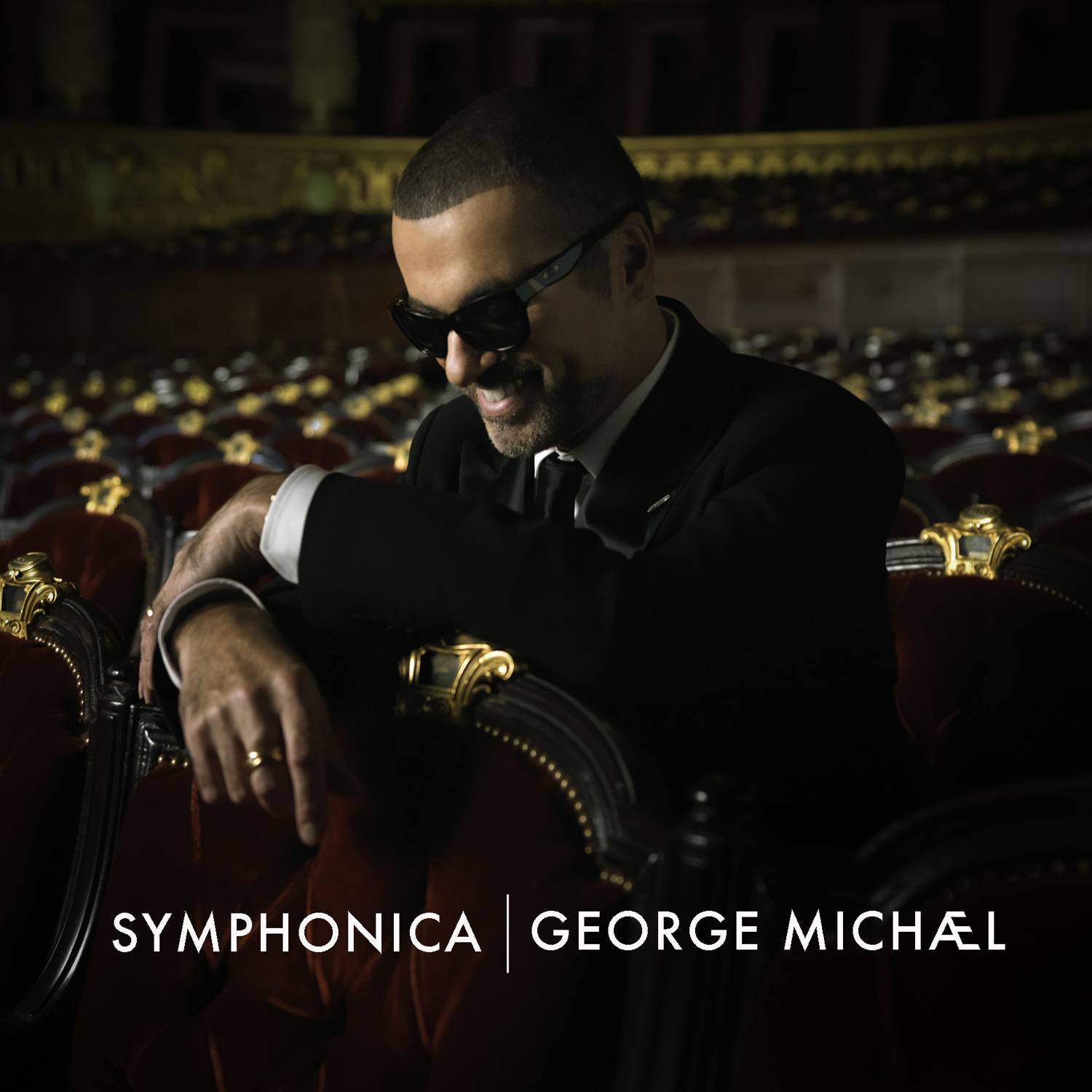"""Symphonica"" is the latest release by George Michael."