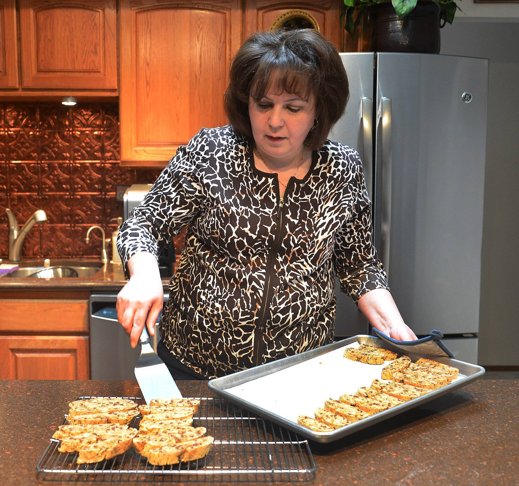Cook of the Week: Retiree returns to school to perfect culinary skills
