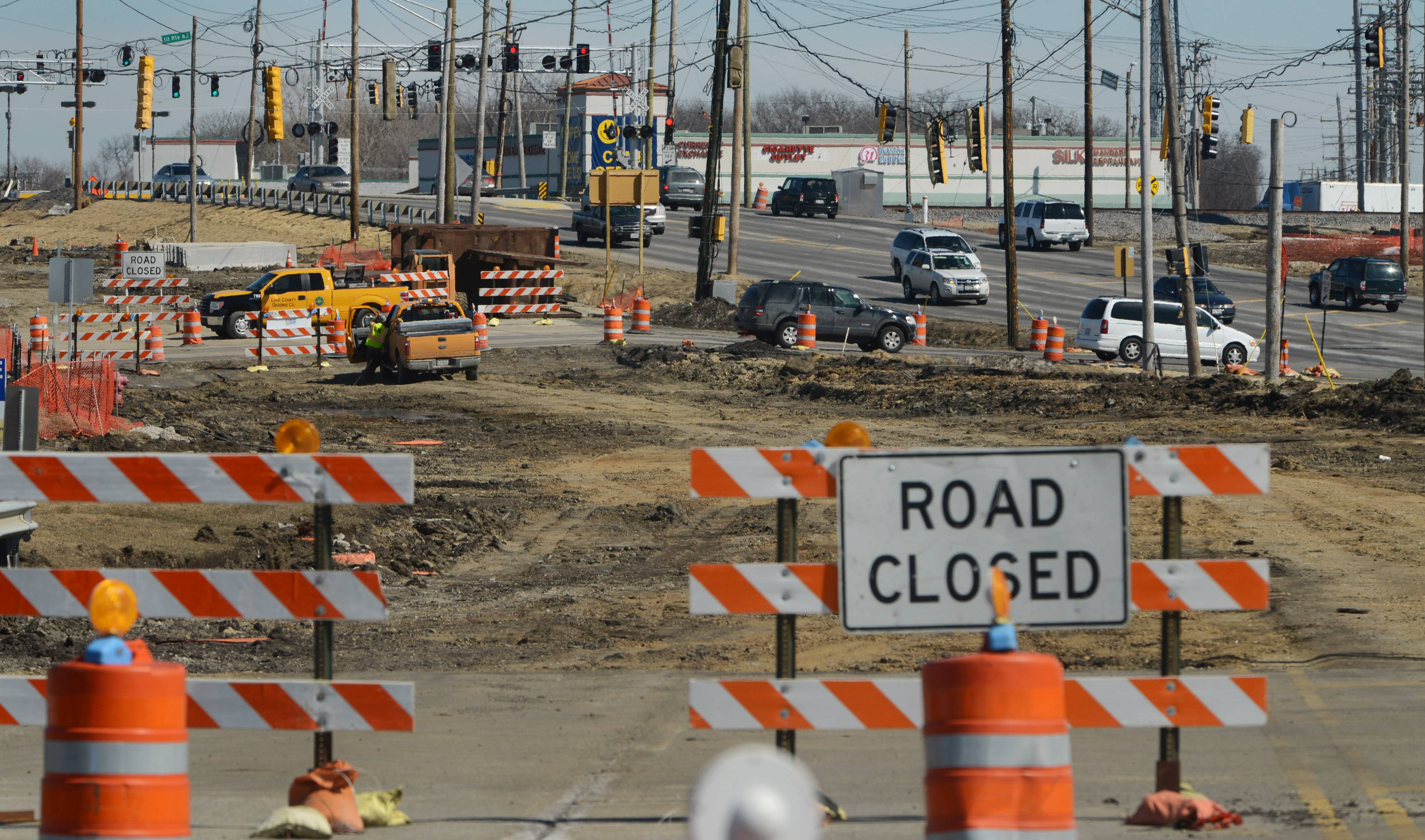No shortage of roadwork coming for Lake County in 2014