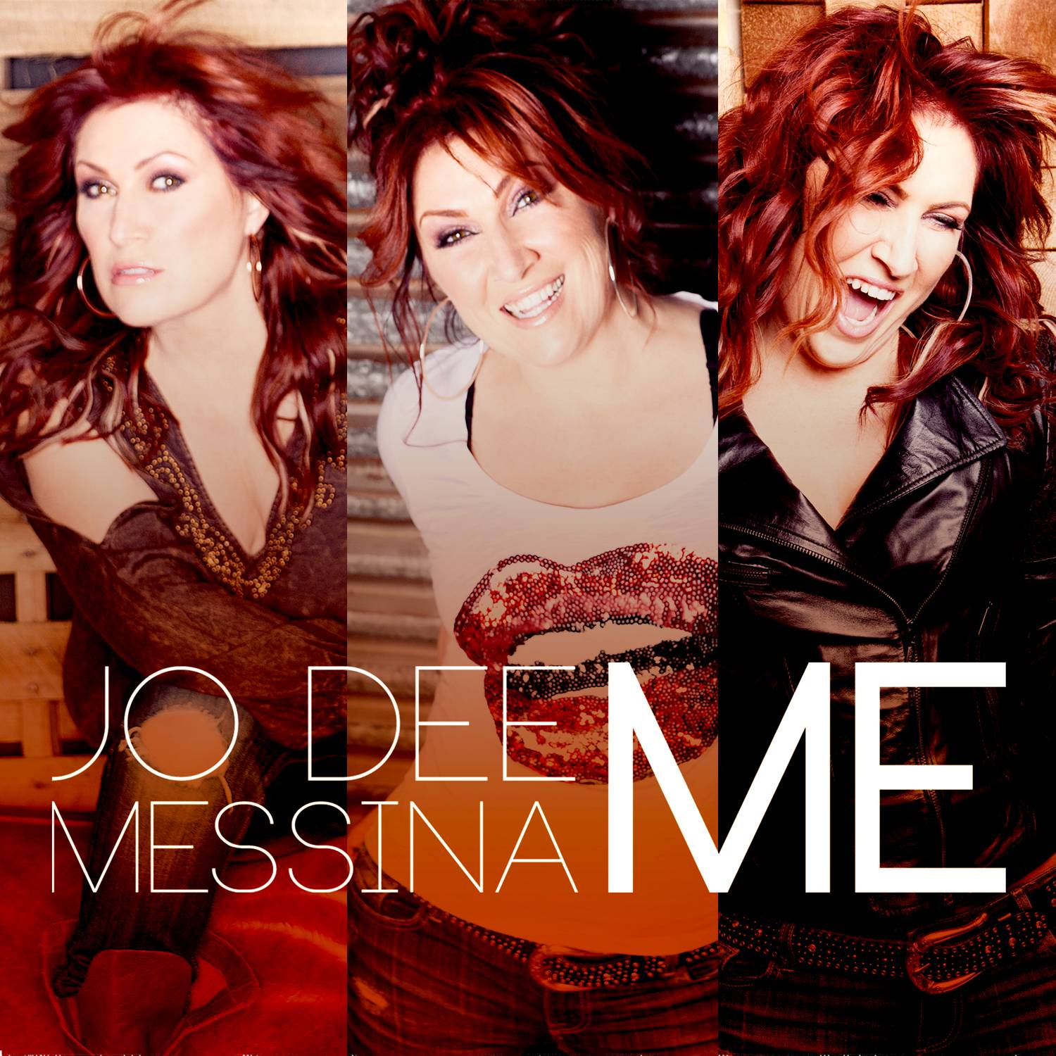 """Me,"" the latest release by Jo Dee Messina, repeatedly speaks of second stages in life."