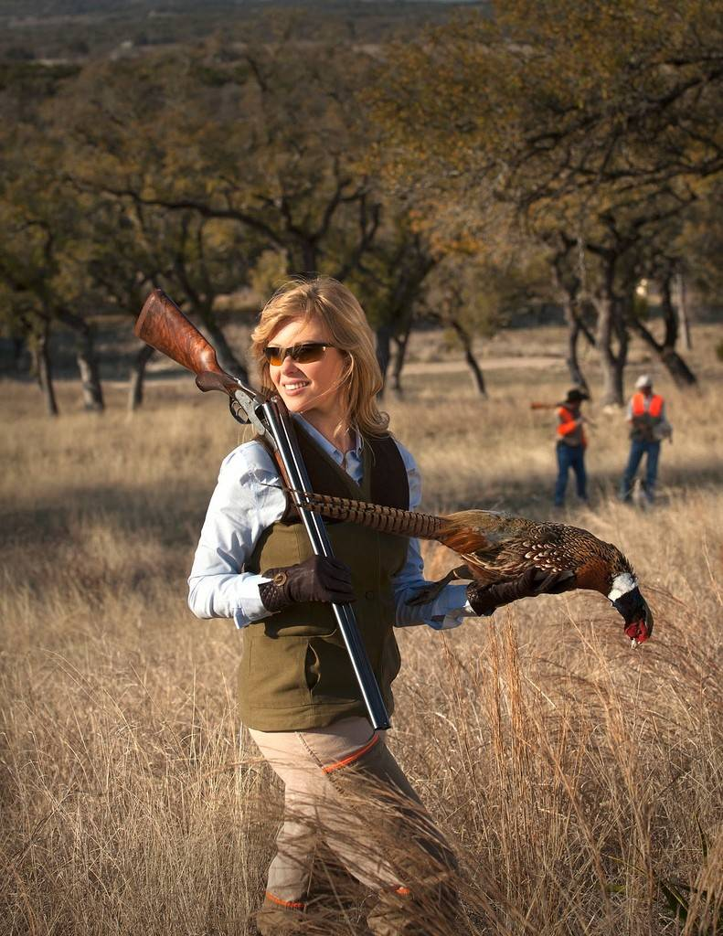 Georgia Pellegrini will lead the Girl Hunter Adventure Getaway April 3 to 6 at Destination Kohler in Kohler, Wis.