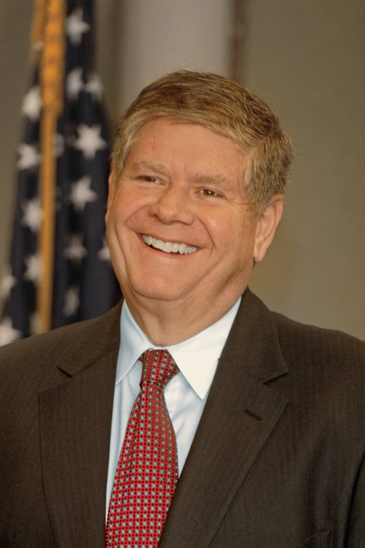 Jim Oberweis Republican candidate for Senate.