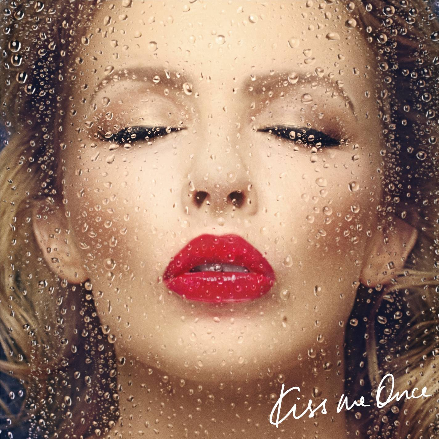 """Kiss Me Once"" is the latest release from Kylie Minogue."
