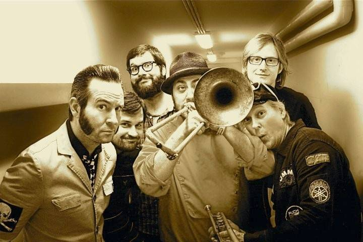 Reel Big Fish, a ska-punk band, headlines Durty Nellie's in Palatine on Sunday, March 23.
