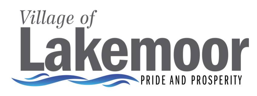 Lakemoor's new village logo