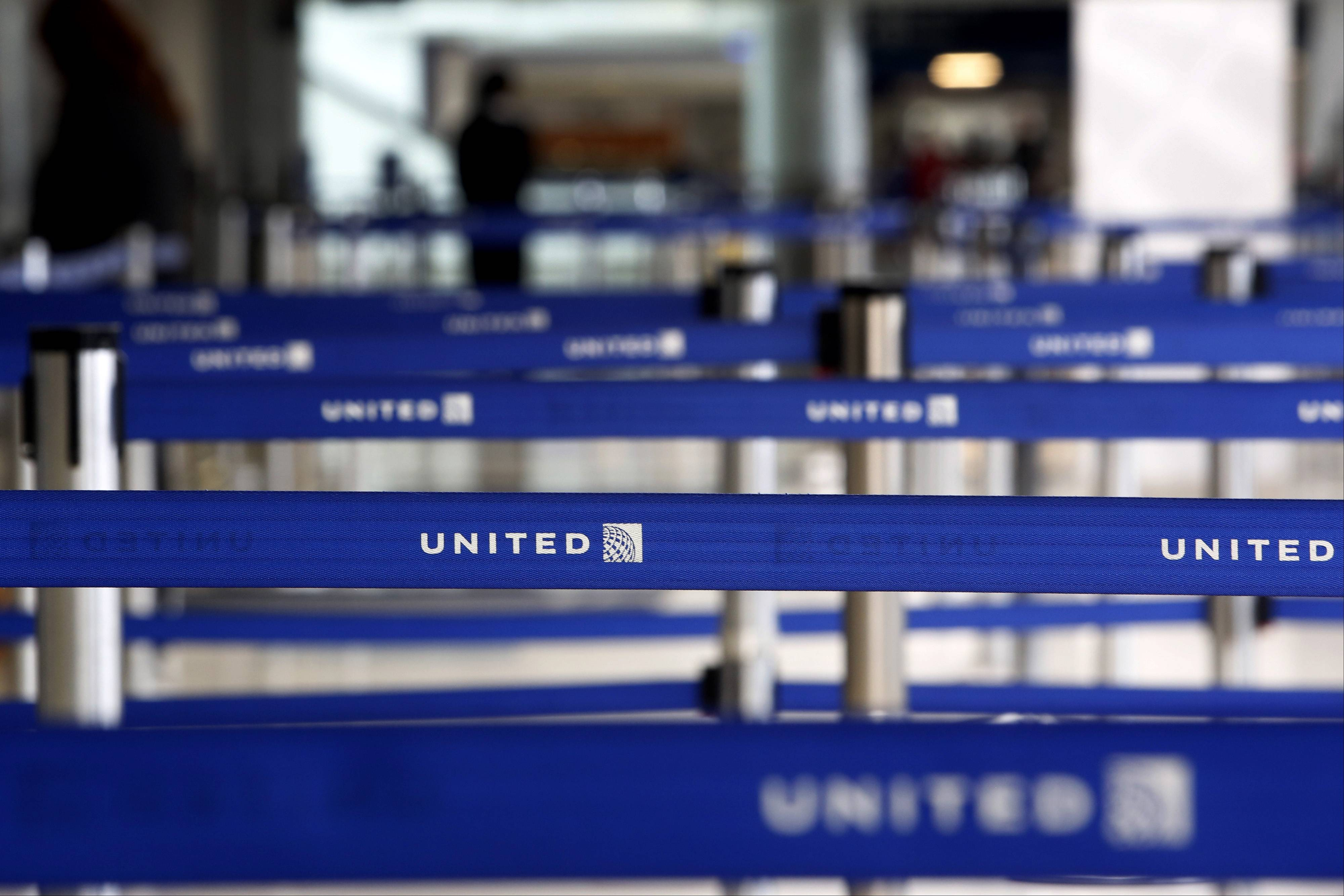 A United Airlines flight from Chicago to New Orleans made an emergency landing at the Jackson-Evers International Airport Monday night after the plane developed a mechanical problem.