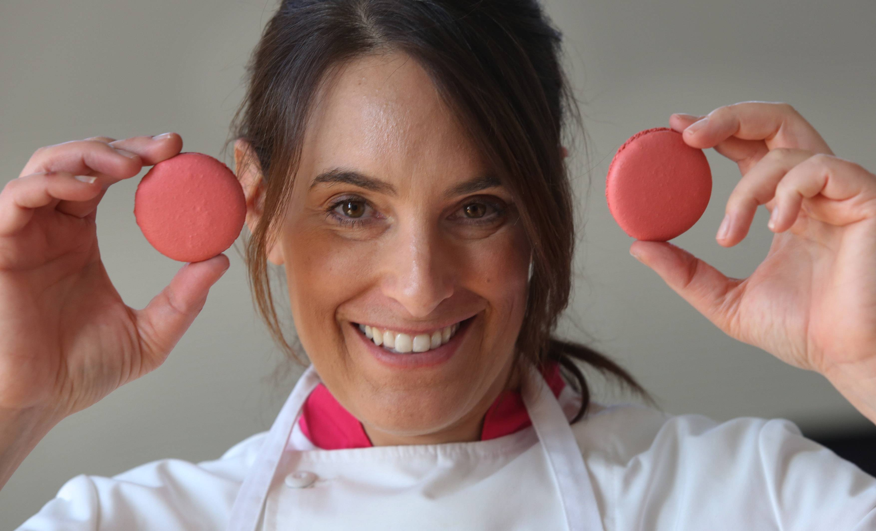 Barrington native Catherine Cooper of Bon Macaron Chicago fell in love with the French treats years ago in Paris.