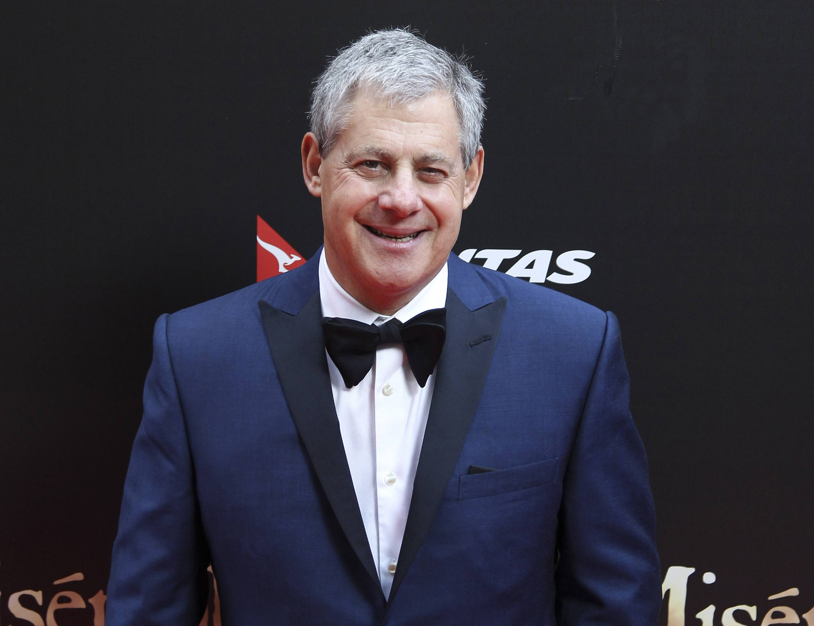 "Producer Cameron Mackintosh is busy with a new Broadway version of ""Les Miserables."""