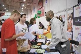 High school and college students will be able to meet with 45 employers about potential work during the 11th annual KidsMatter Student Job Fair from 5 to 7:30 p.m. Wednesday, March 26, at the North Central College Residence Hall/Recreation Center, 440 S. Brainard St., Naperville.