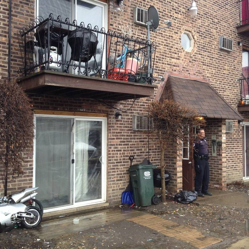The Baldwin Apartments: Police Say Shootings Of Palatine Father, Son A Double Homicide