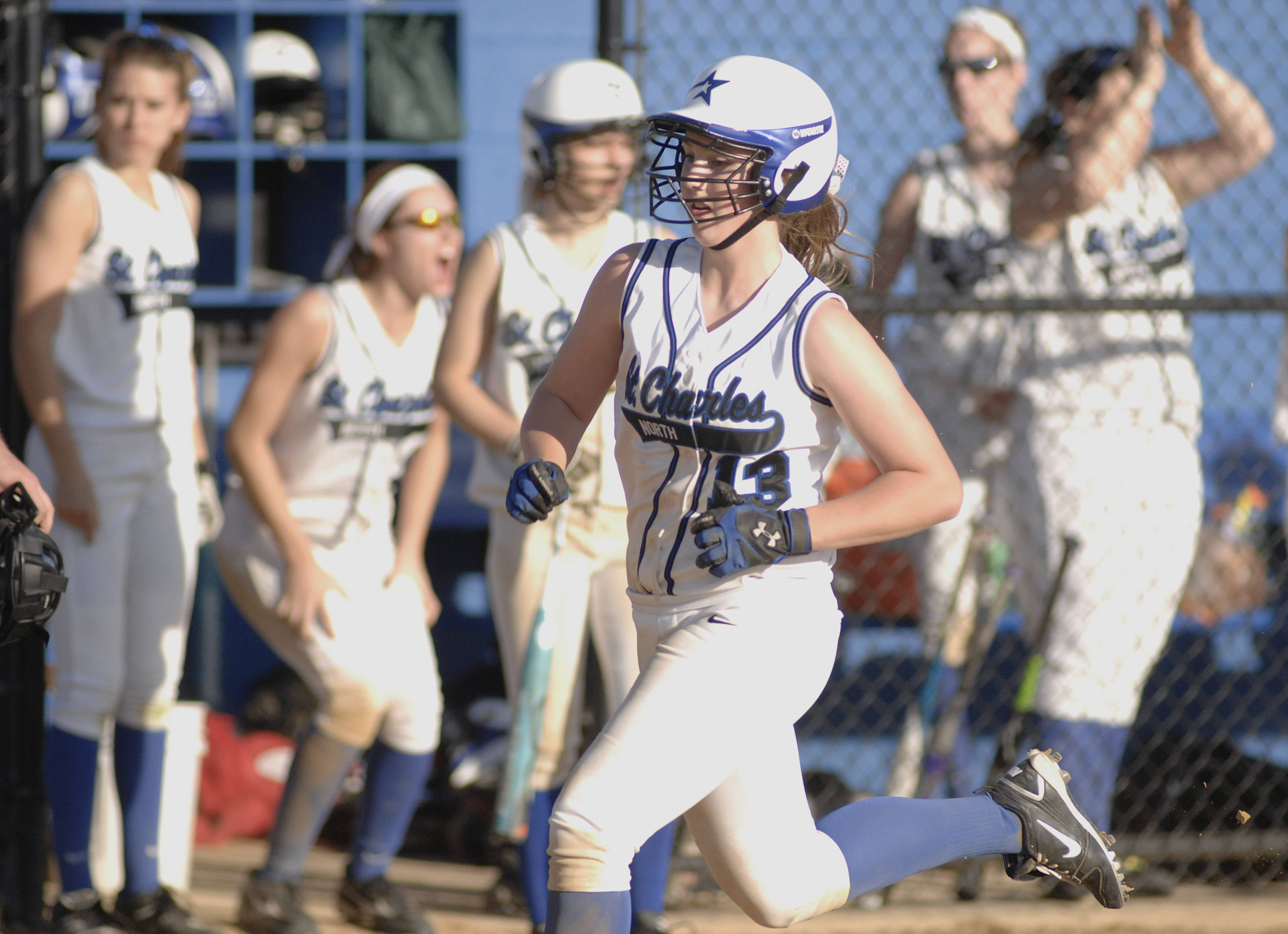 Scouting Tri-Cities area softball