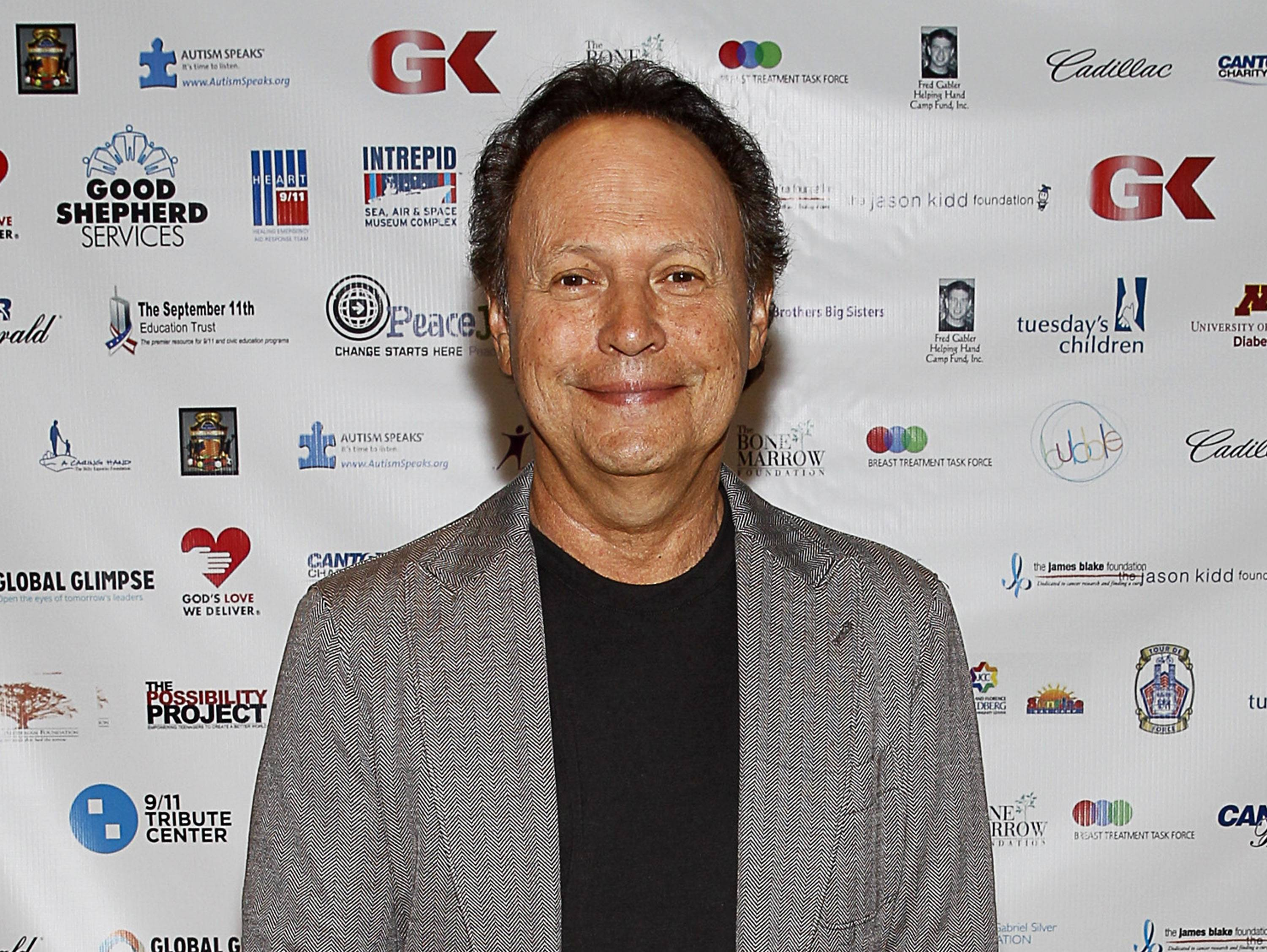 "Actor-comedian Billy Crystal has agreed to star in a new television series where he's paired with Josh Gad in a story about two comics in a generational clash. The series, ""The Comedians,"" is set to air on the FX network in 2015."