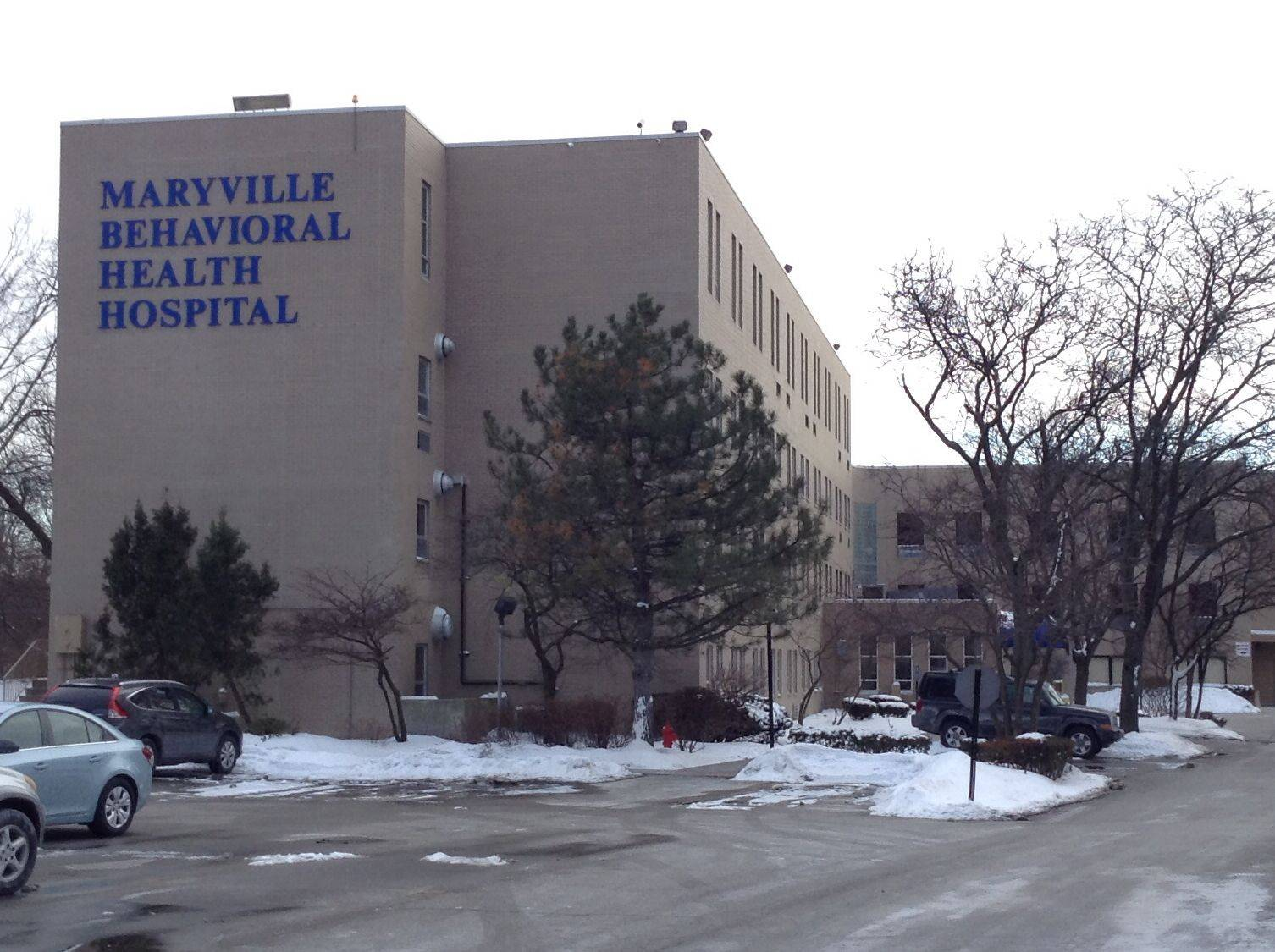 Officials announced Thursday that the Maryville Behavioral Health Hospital in Des Plaines will close by June, pending state approval.