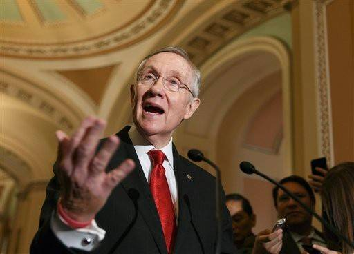 Senate Majority Leader Harry Reid has instructed the Senate's chief law enforcement officer to examine the Intelligence Committee's computers amid an escalating fight between the CIA and lawmakers over access to secret documents about the agency's interrogation tactics during the Bush administration.