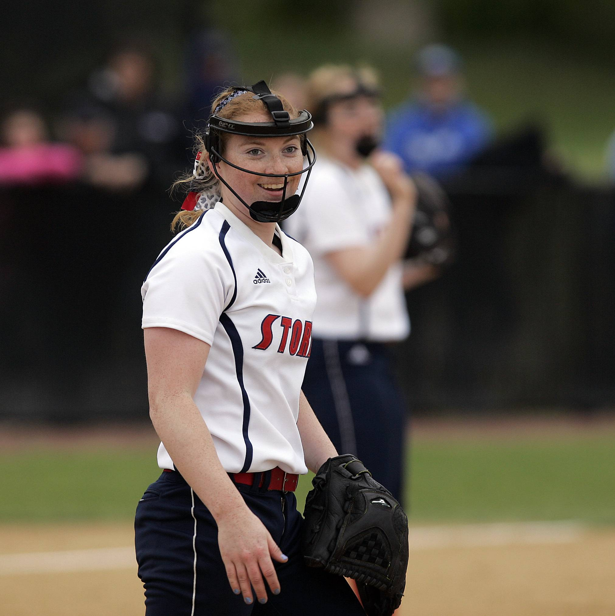 South Elgin senior Paige Allen was a part of a regional title team last season.