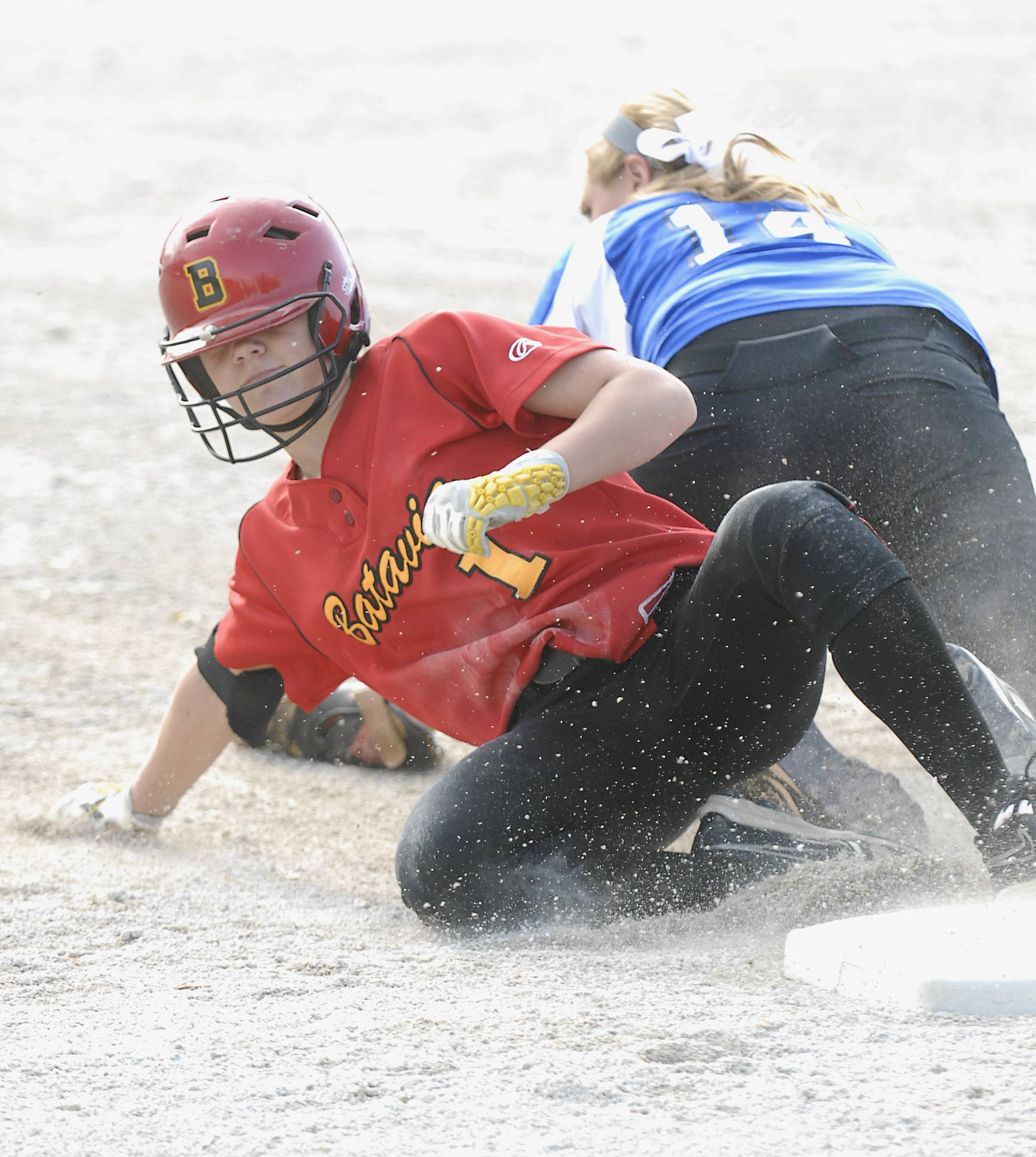 Ryanne Rokos is the top returnee at Batavia.