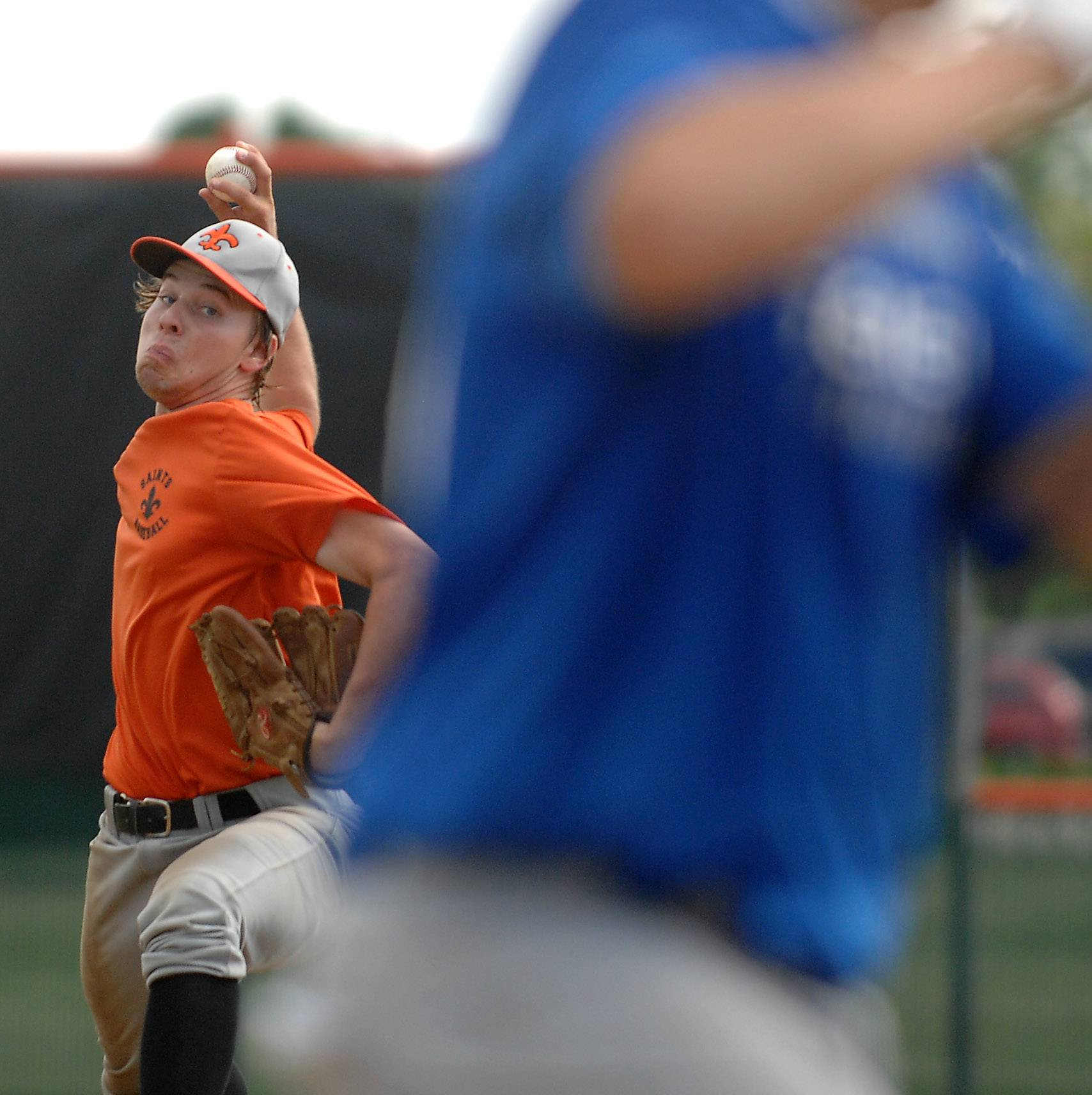 St. Charles East is counting on Mike Boehmer to be one of the leaders on its pitching staff.