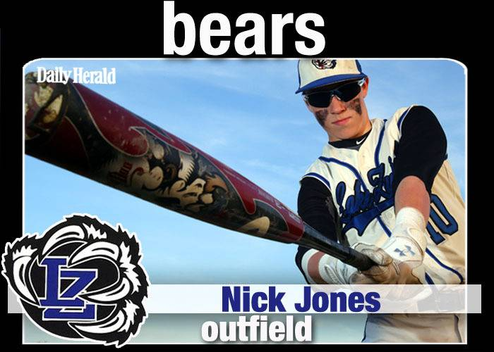 Nick Jones  of Lake Zurich