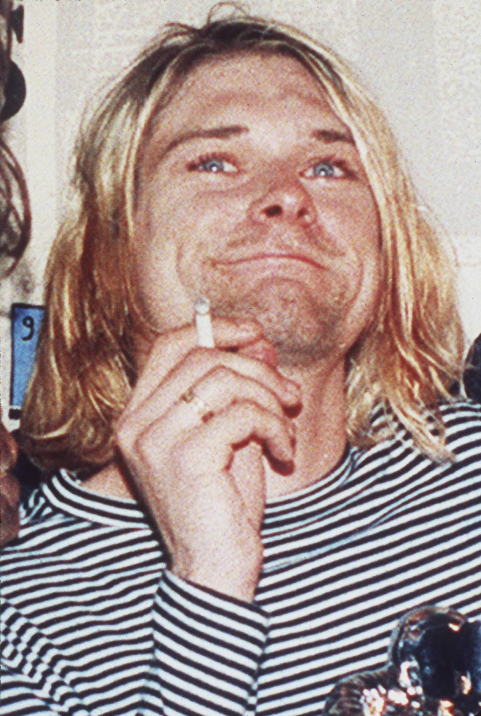 In April Seattle police plan to release new photographs discovered during a re-examination of the death of Nirvana's Kurt Cobain. He was 27 when he died.