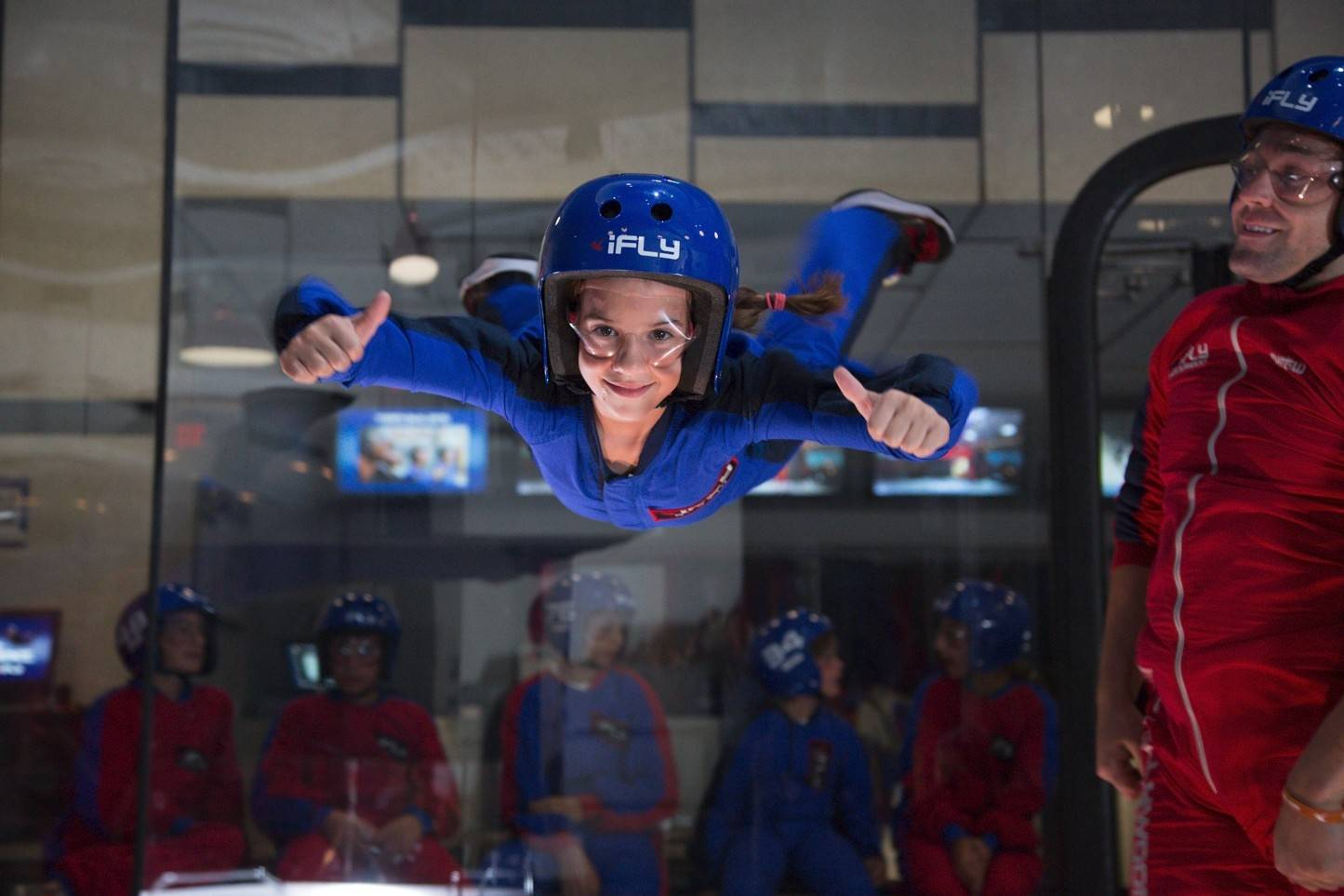 Soar into spring with new IFLY Indoor Skydiving facilities opening in the suburbs.