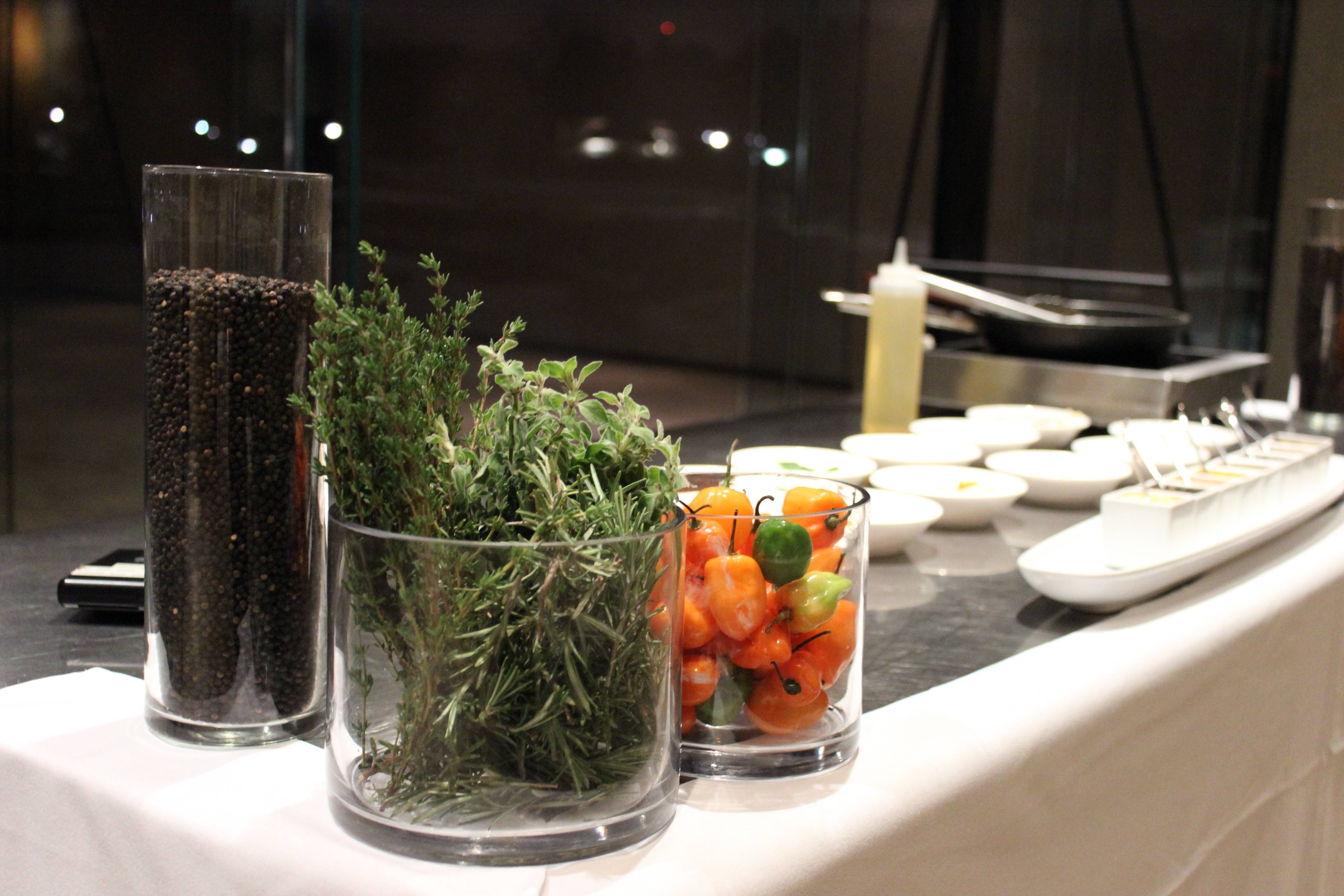 The Morton Arboretum in Lisle has a new Chef's Table series, featuring themed classes.