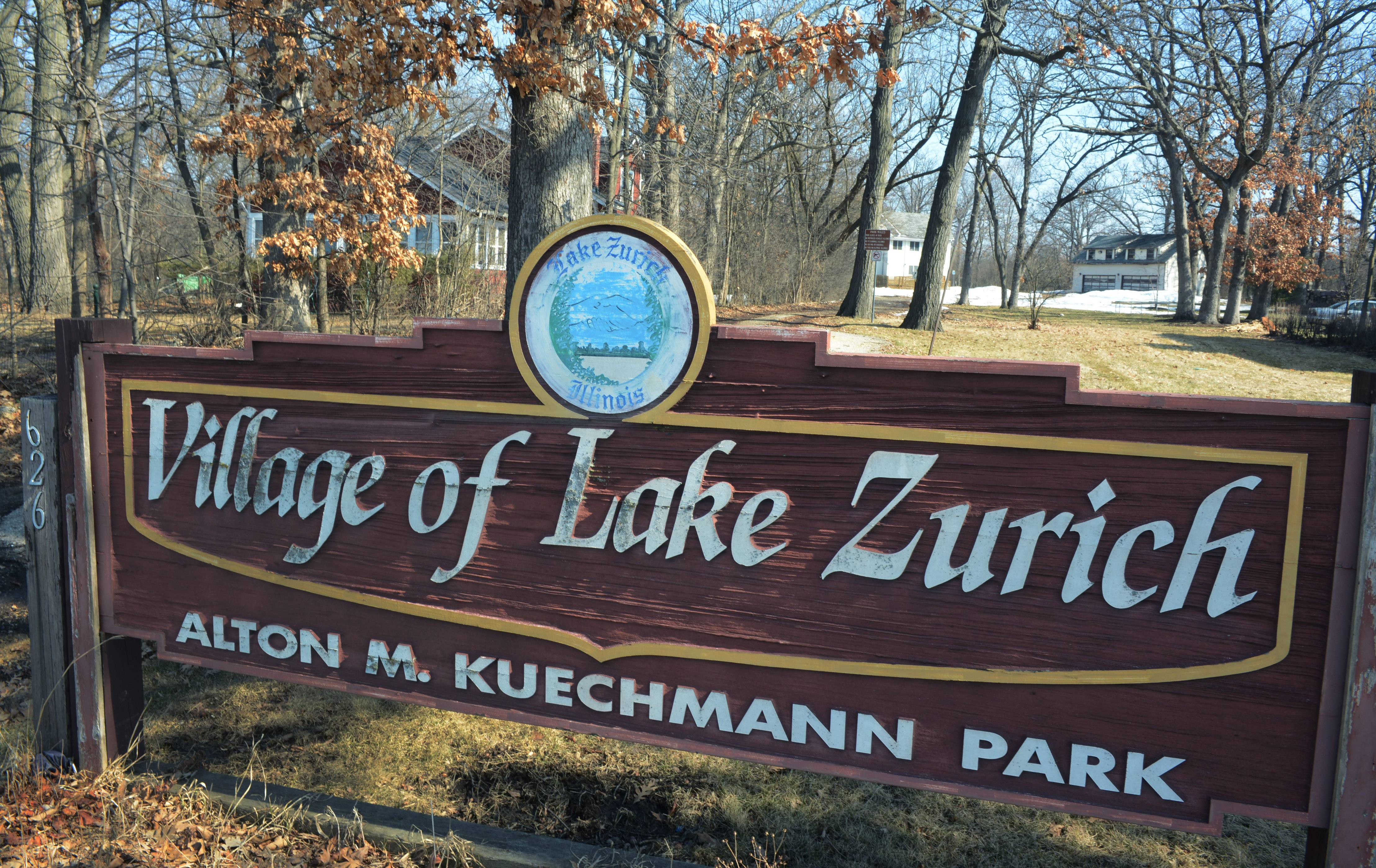 A Lake Zurich advisory panel recommends selling Kuechmann Park on Old Rand Road to make way for home construction.