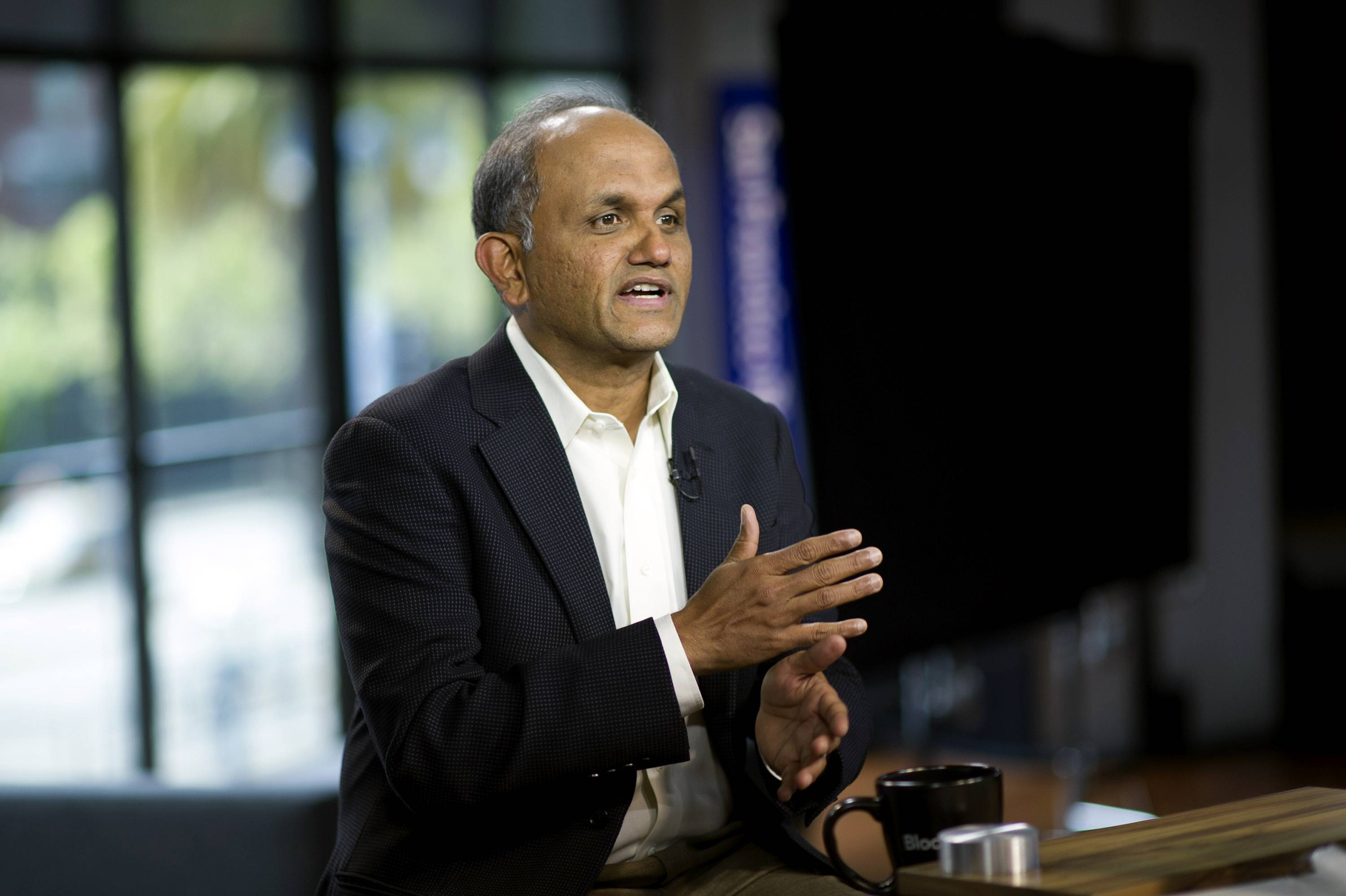 Shantanu Narayen, president and chief executive officer of Adobe Systems Inc. Adobe Systems Inc. added online subscribers at a faster-than-projected clip, as the company attempts to return to growth by selling Internet subscriptions for applications like Photoshop.