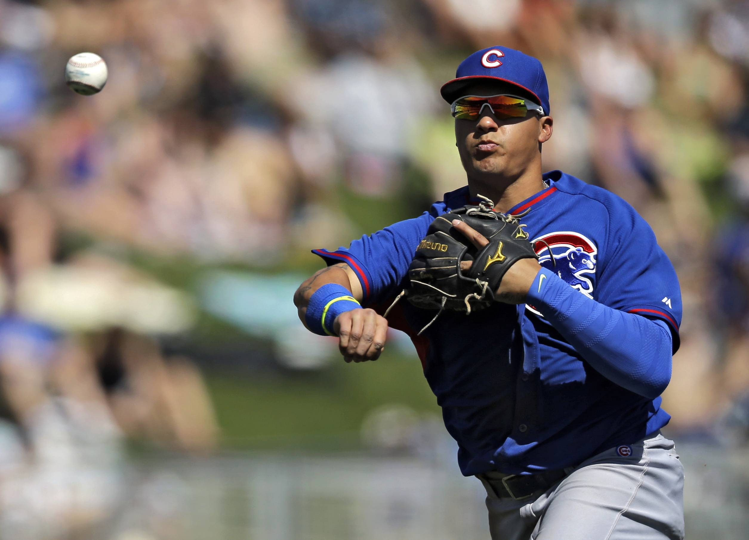 Baez among Cubs' latest roster cuts