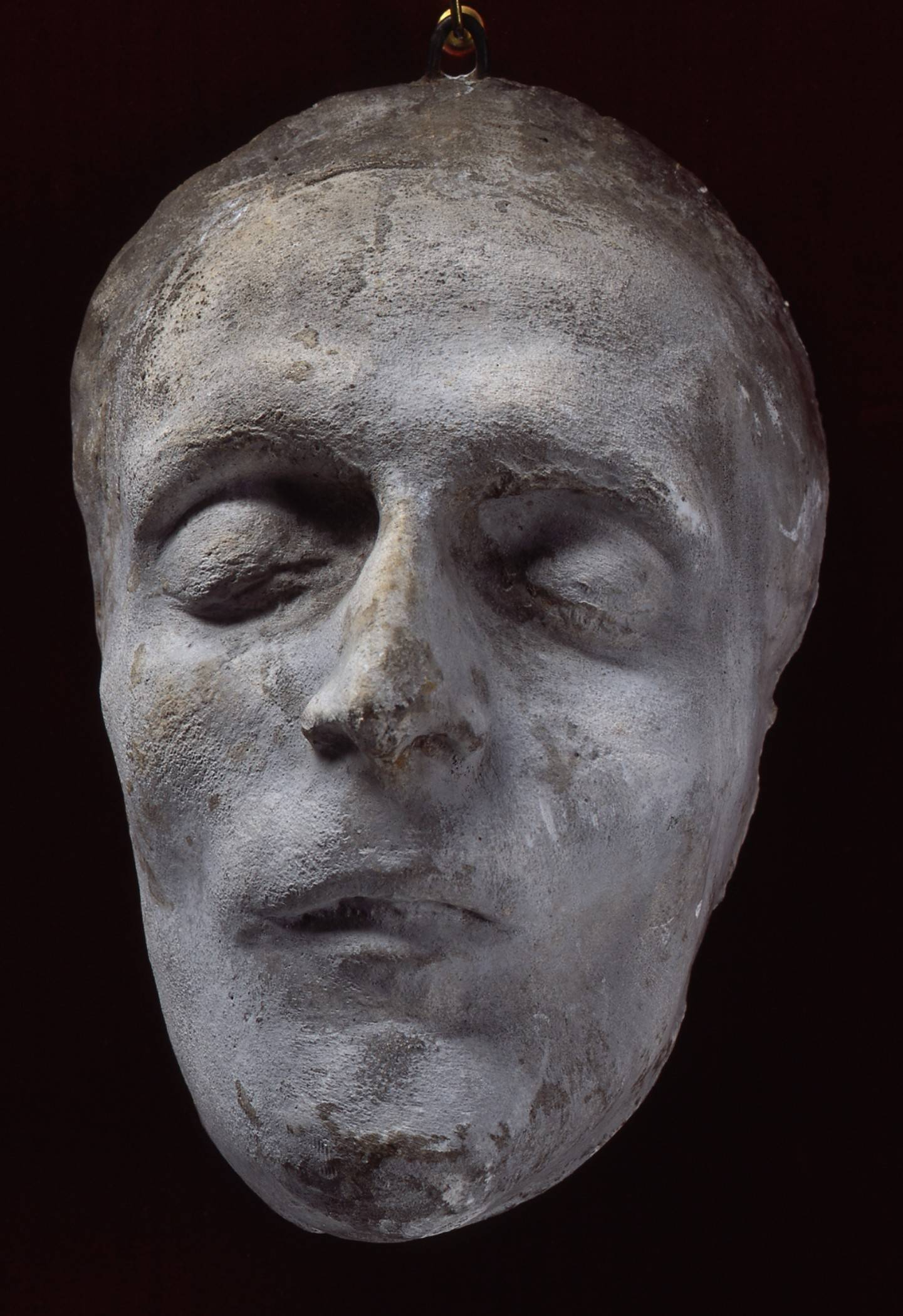 See Death Mask of Modigliani, 1920, by Jacques Lipchitz at The University of Chicago's Smart Museum of Art, as part of the new exhibit Imaging/Imagining the Human Body in Anatomical Representation through June 20.