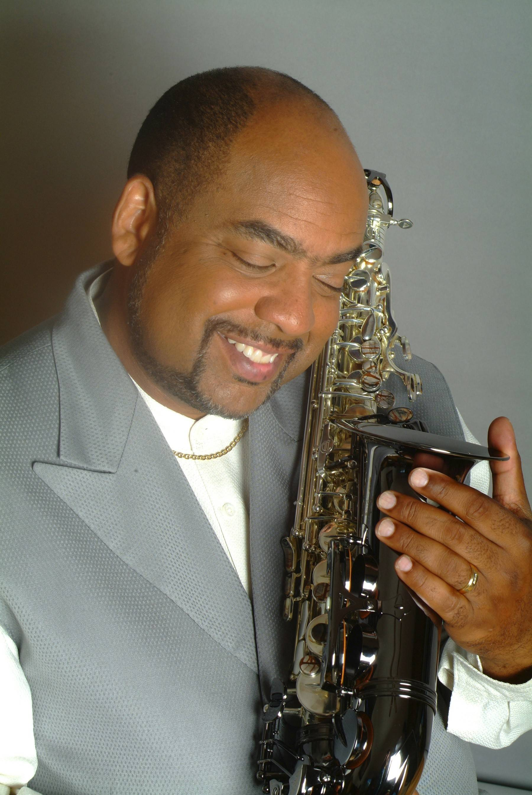 Gerald Albright plays the Montrose Room at the InterContinental O'Hare Hotel in Rosemont at 8 p.m. Saturday, March 22.