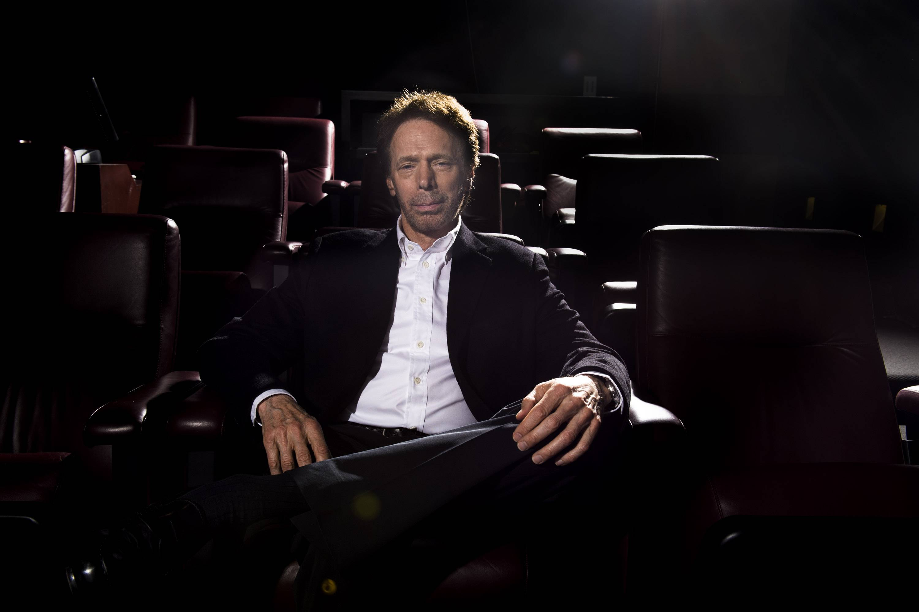"After more than two decades with Disney, where he produced the juggernaut ""Pirates of the Caribbean"" and ""National Treasure"" film franchises among many box-office hits, Jerry Bruckheimer begins a new partnership with Paramount."