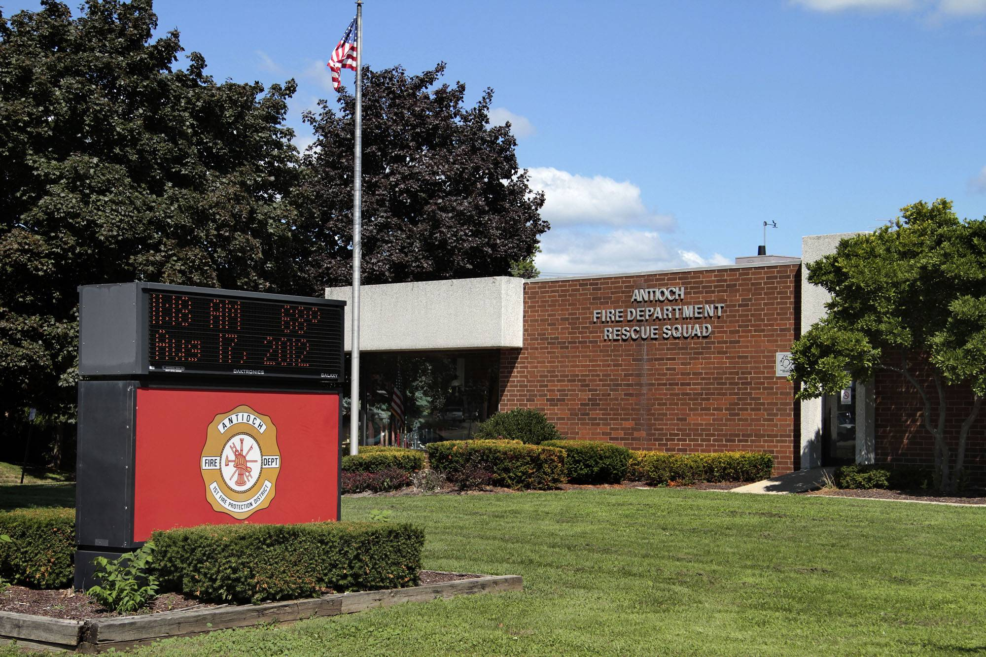 Proposal for new Antioch-area fire and rescue operation, tax levy to fund it