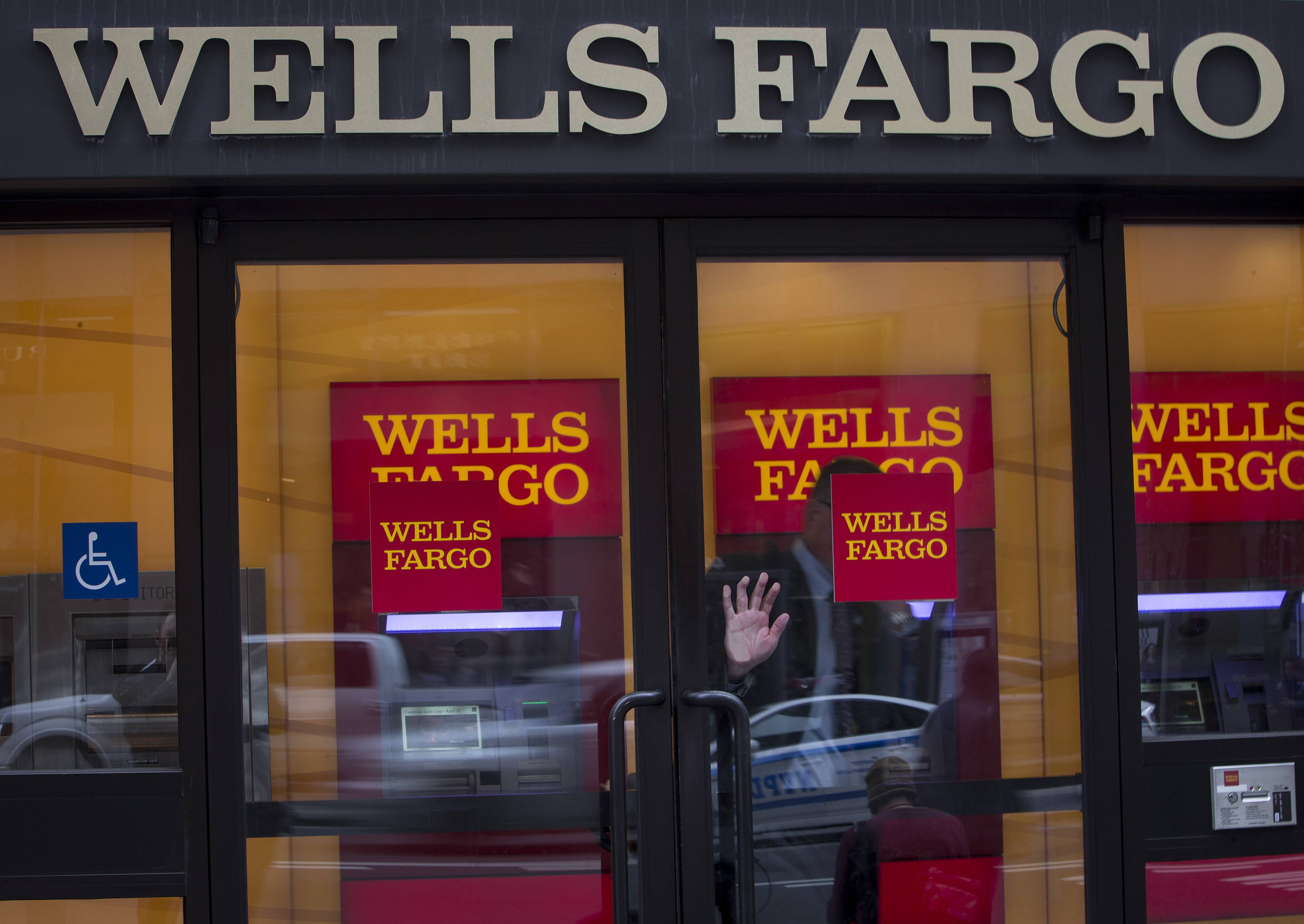 Wells Fargo CEO John Stumpf received base pay of $2.8 million, stock awards of $12.5 million, and incentive pay of $4 million,