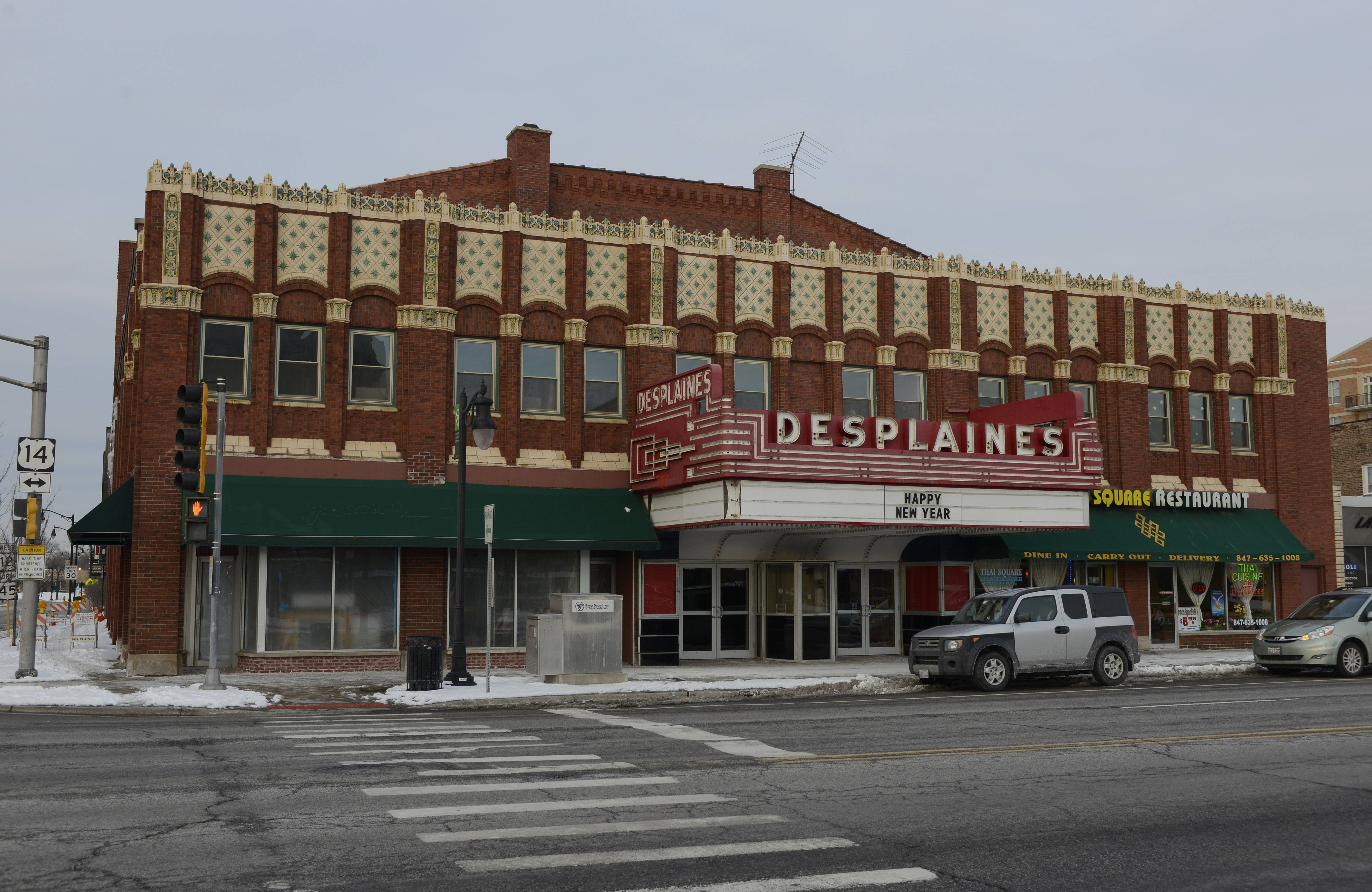 The city of Des Plaines is expected to send out a request for proposals to those who may be interested in operating or purchasing the now-shuttered Des Plaines Theatre.