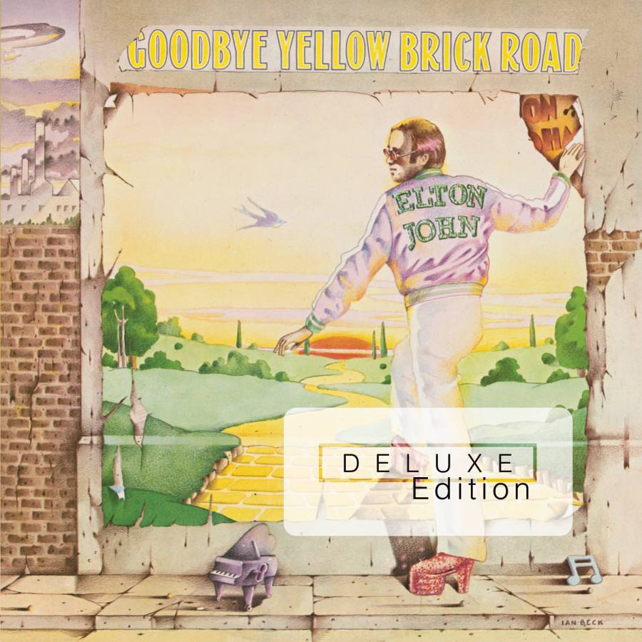 """Goodbye Yellow Brick Road (40th Anniversary Super Deluxe Edition)"" from Elton John is quite impressive."