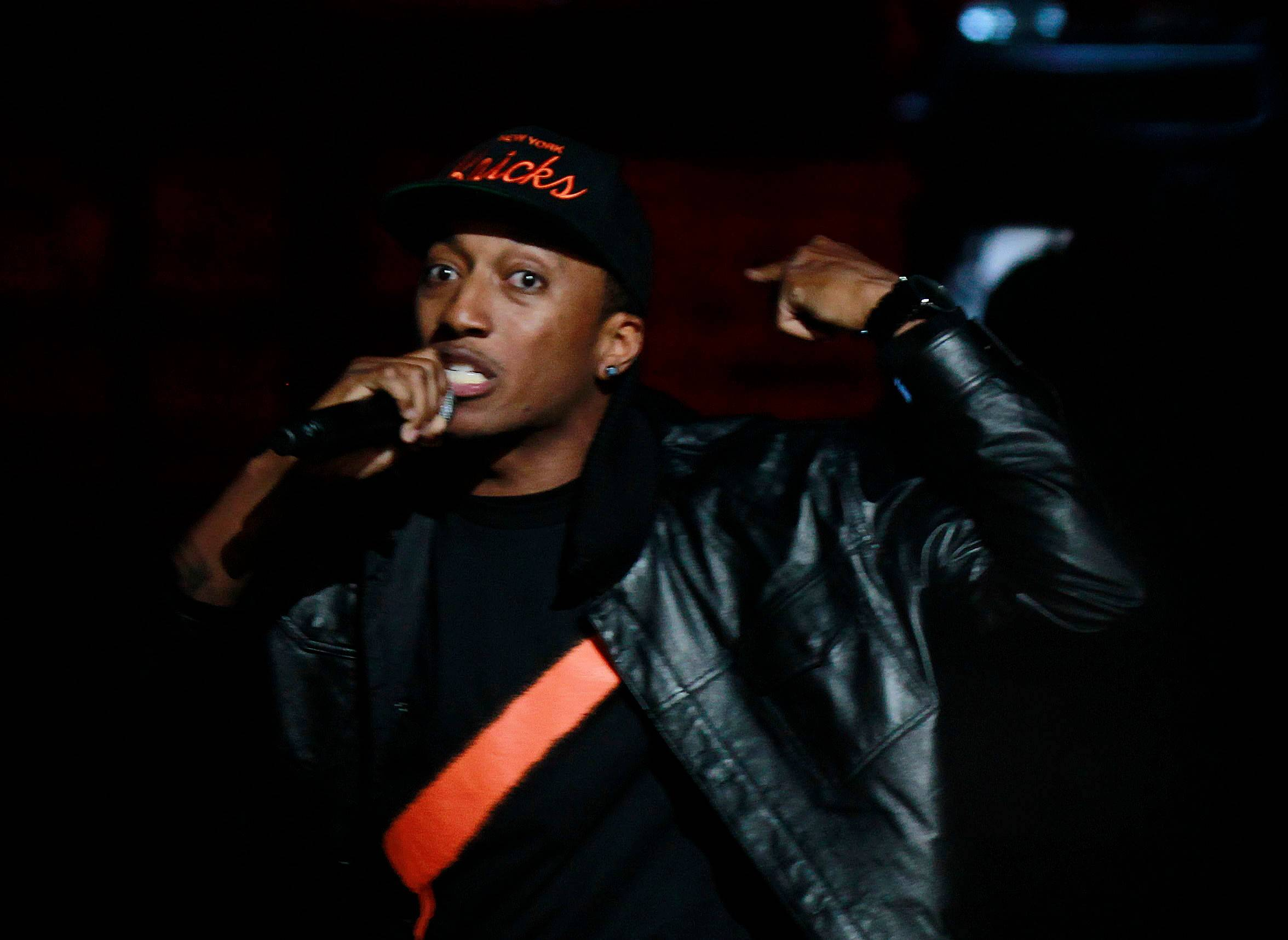 Christian rap artist Lecrae is on the bill for the Winter Jam 2014 Tour Spectacular at the Sears Centre Arena in Hoffman Estates on Saturday, March 29.