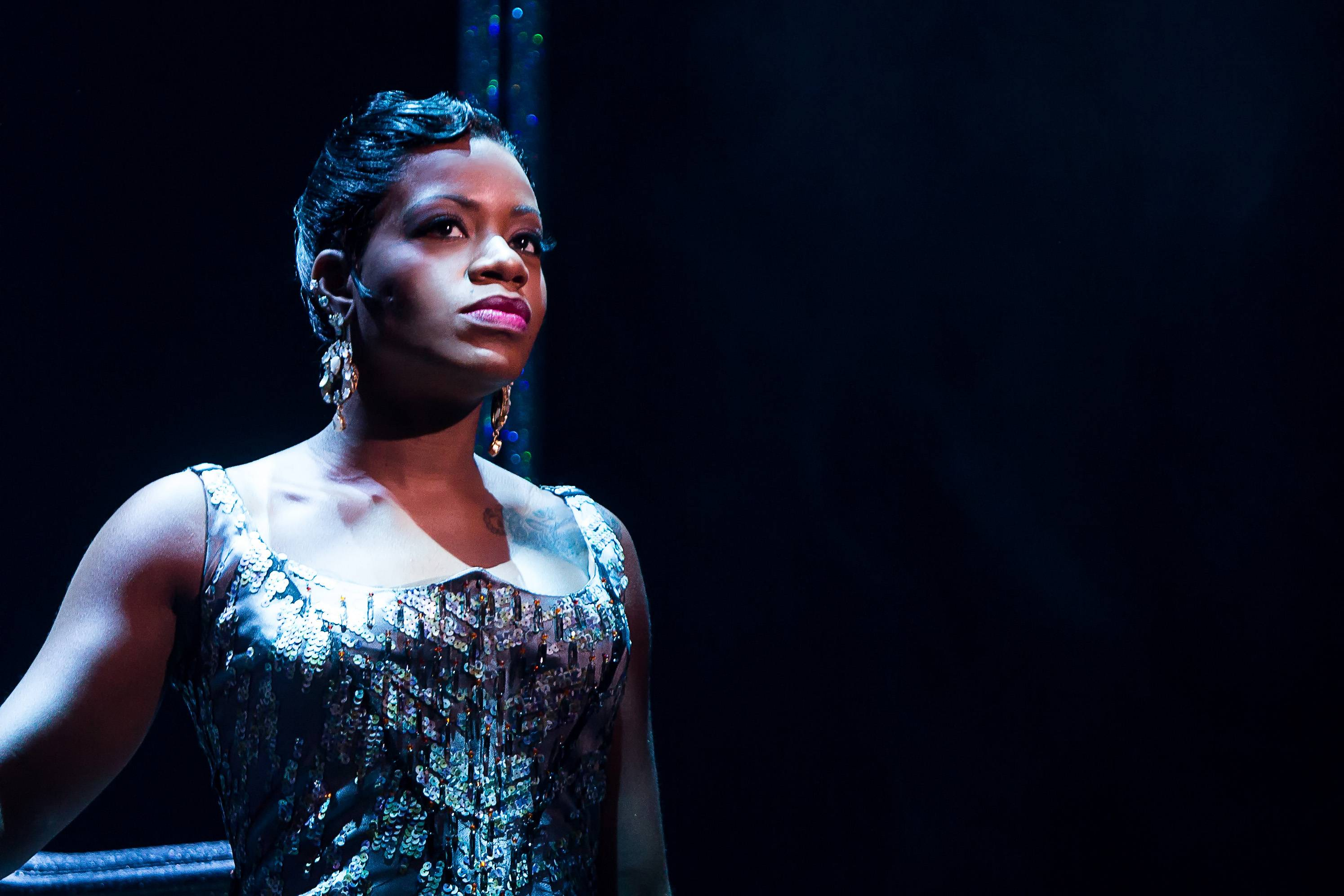 "Producers of ""After Midnight"" said that ""American Idol"" and Grammy Award winner Fantasia Barrino will return to the musical in May."