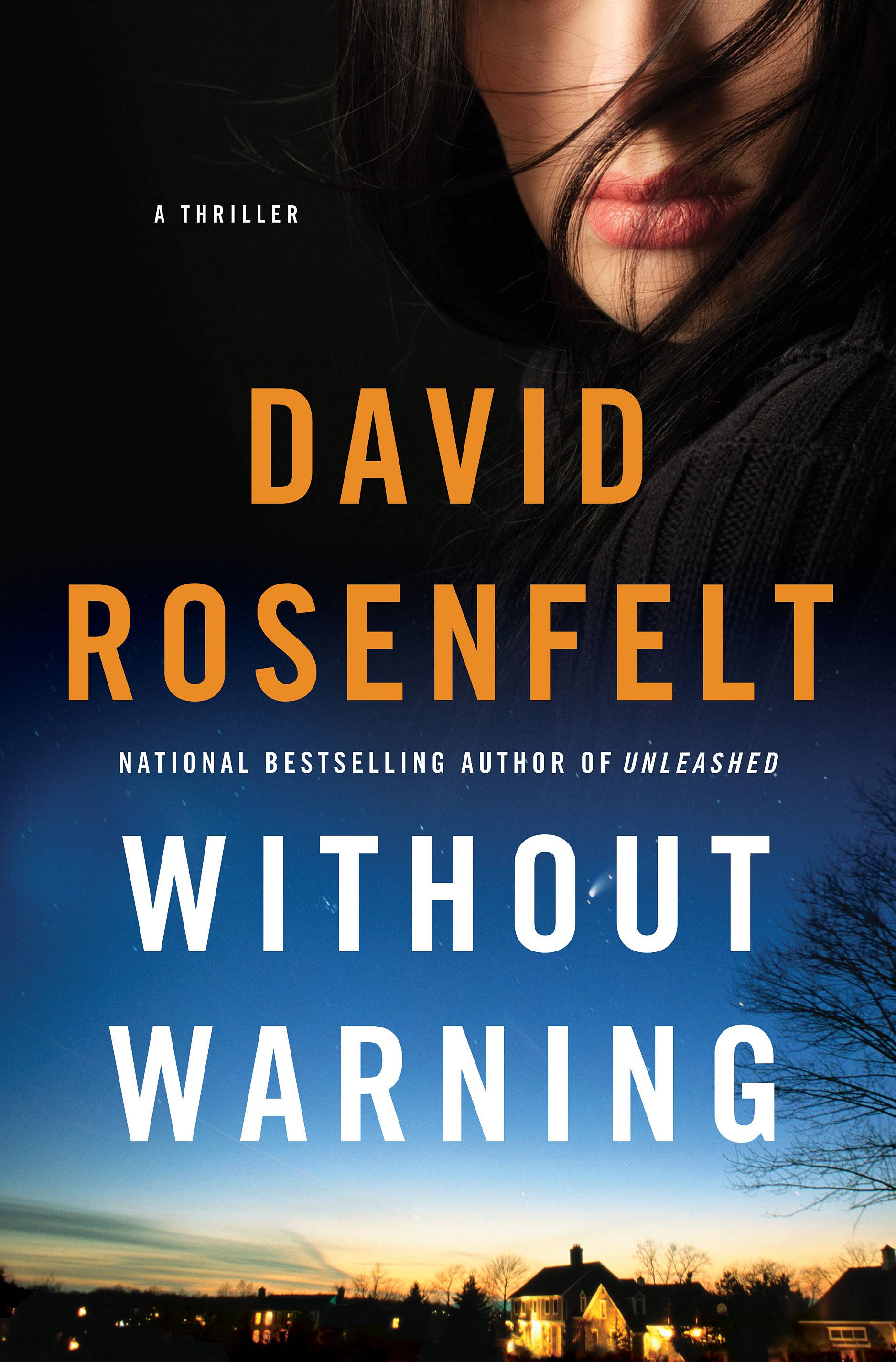 "David Rosenfelt recently released ""Without Warning."""