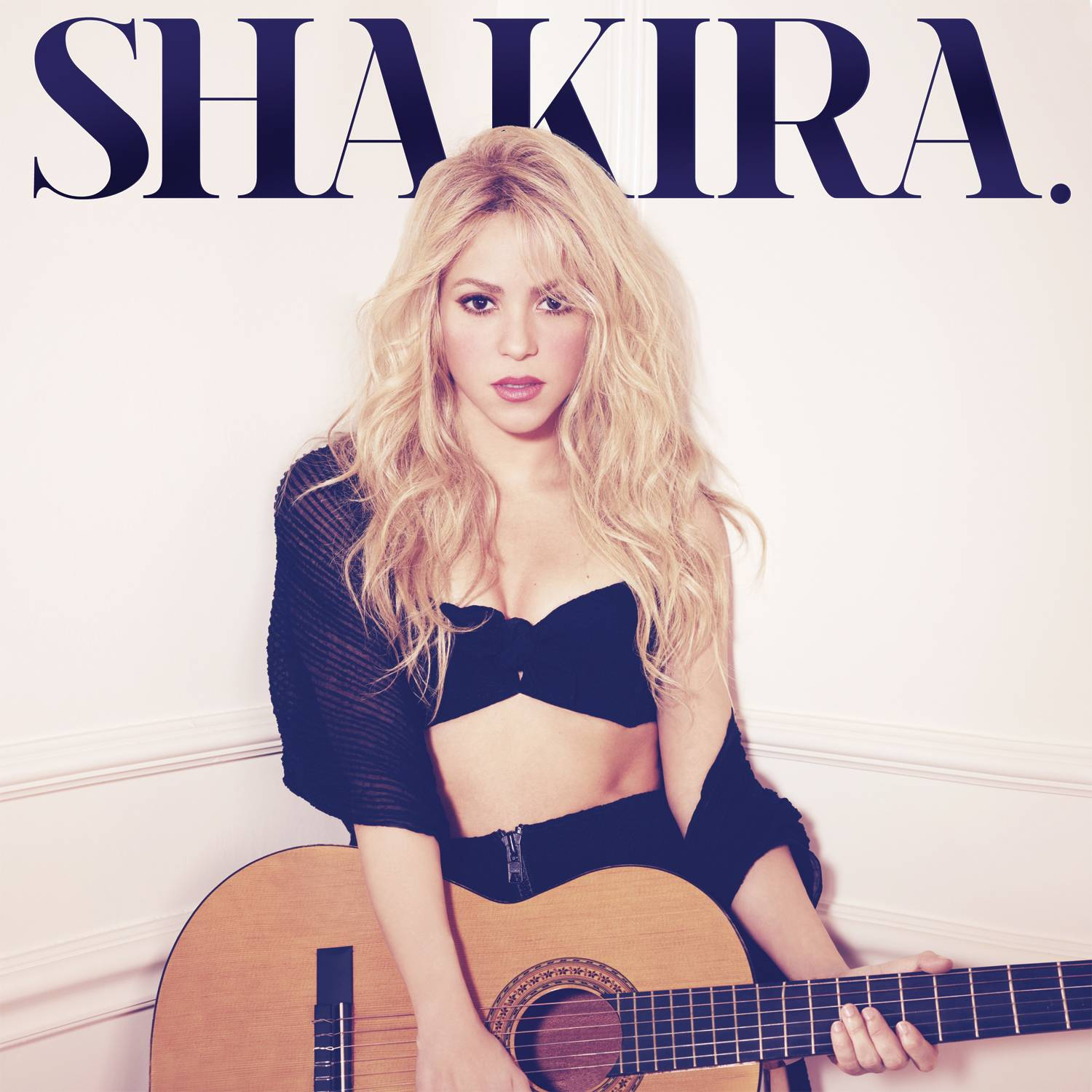 "Shakira recently released the somewhat tepid ""Shakira."""