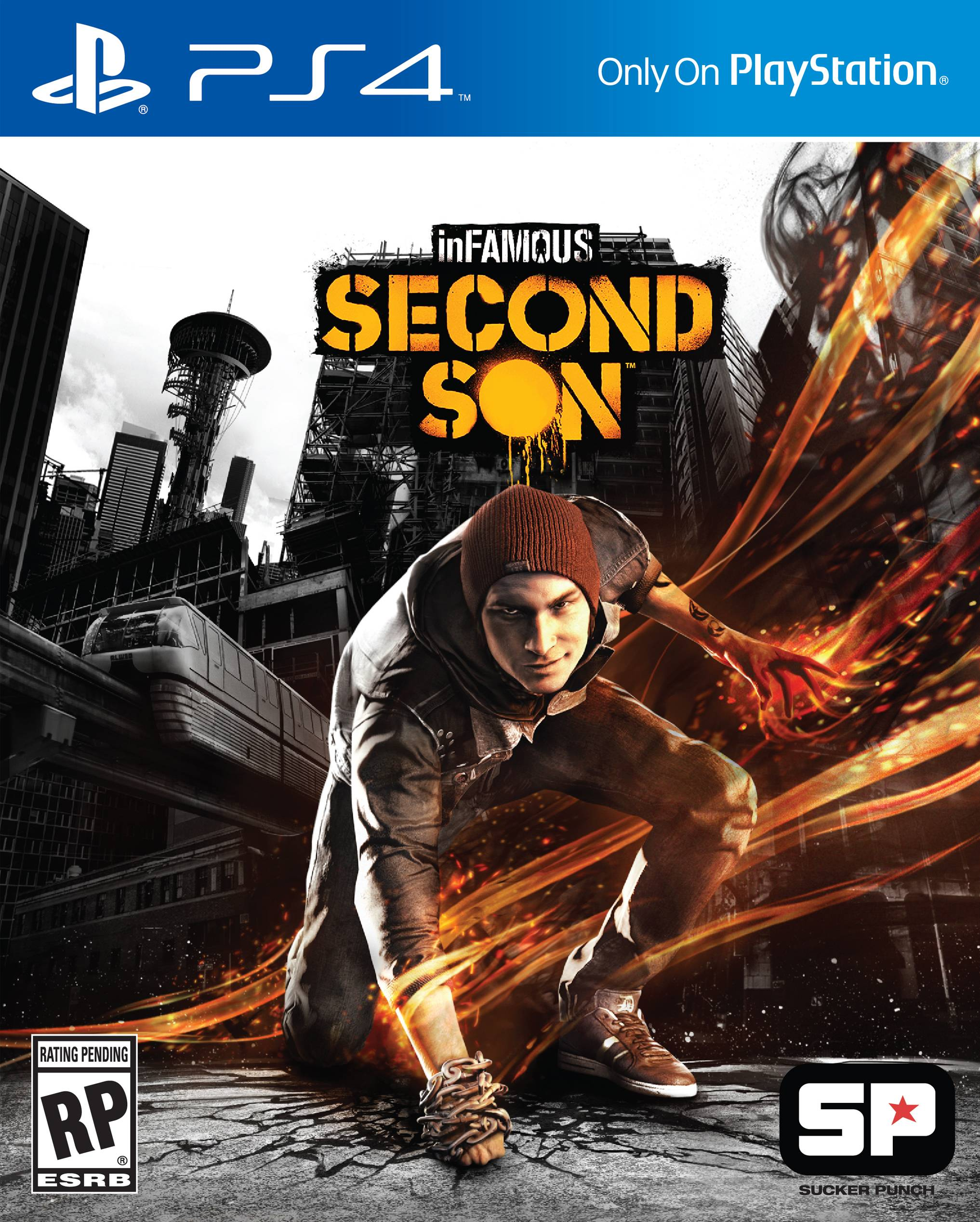 "Seattle is one of the stars of the show in ""inFamous: Second Son."""