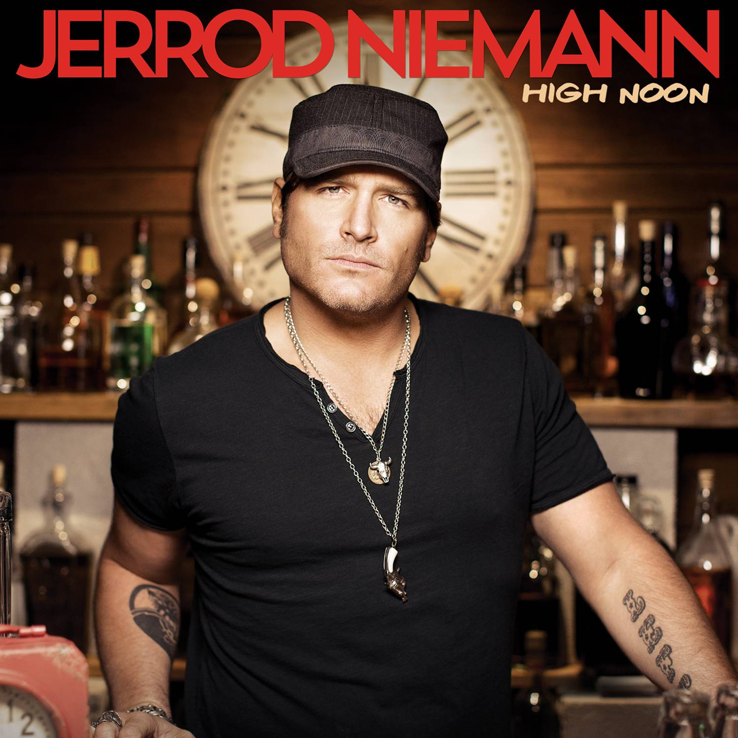 """High Noon"" is the latest from country singer Jerrod Niemann."