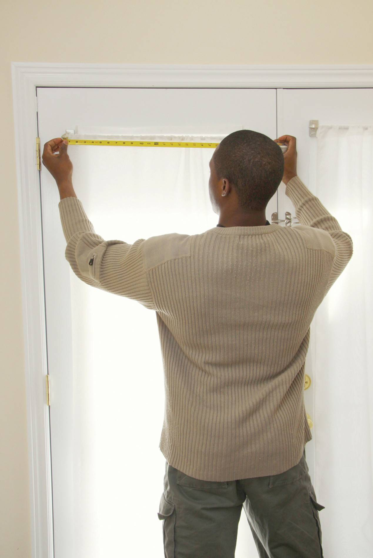 Double-checking measurements is one way to avoid potentially costly home improvement project mistakes.