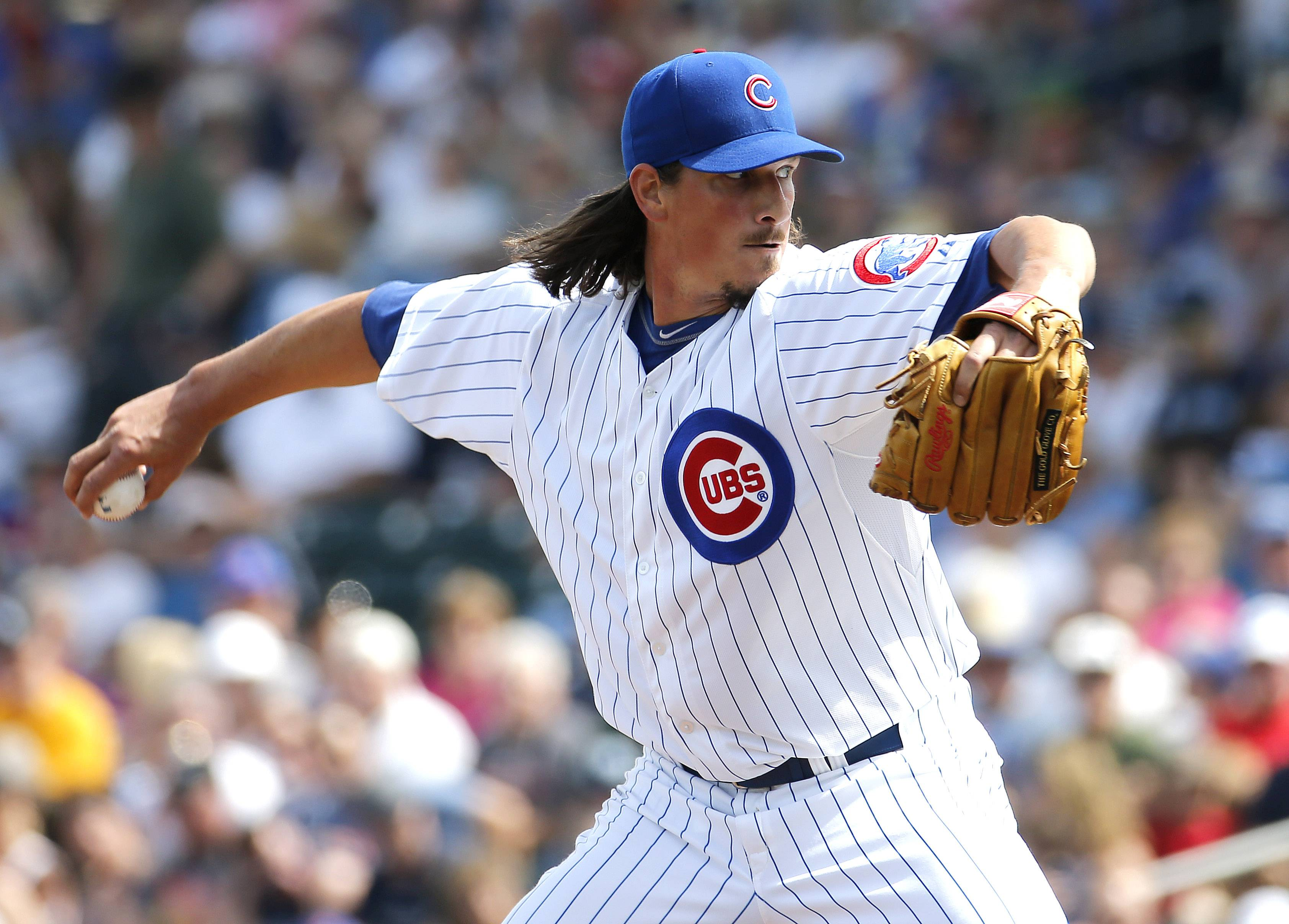 Samardzija sharp in final spring training tuneup