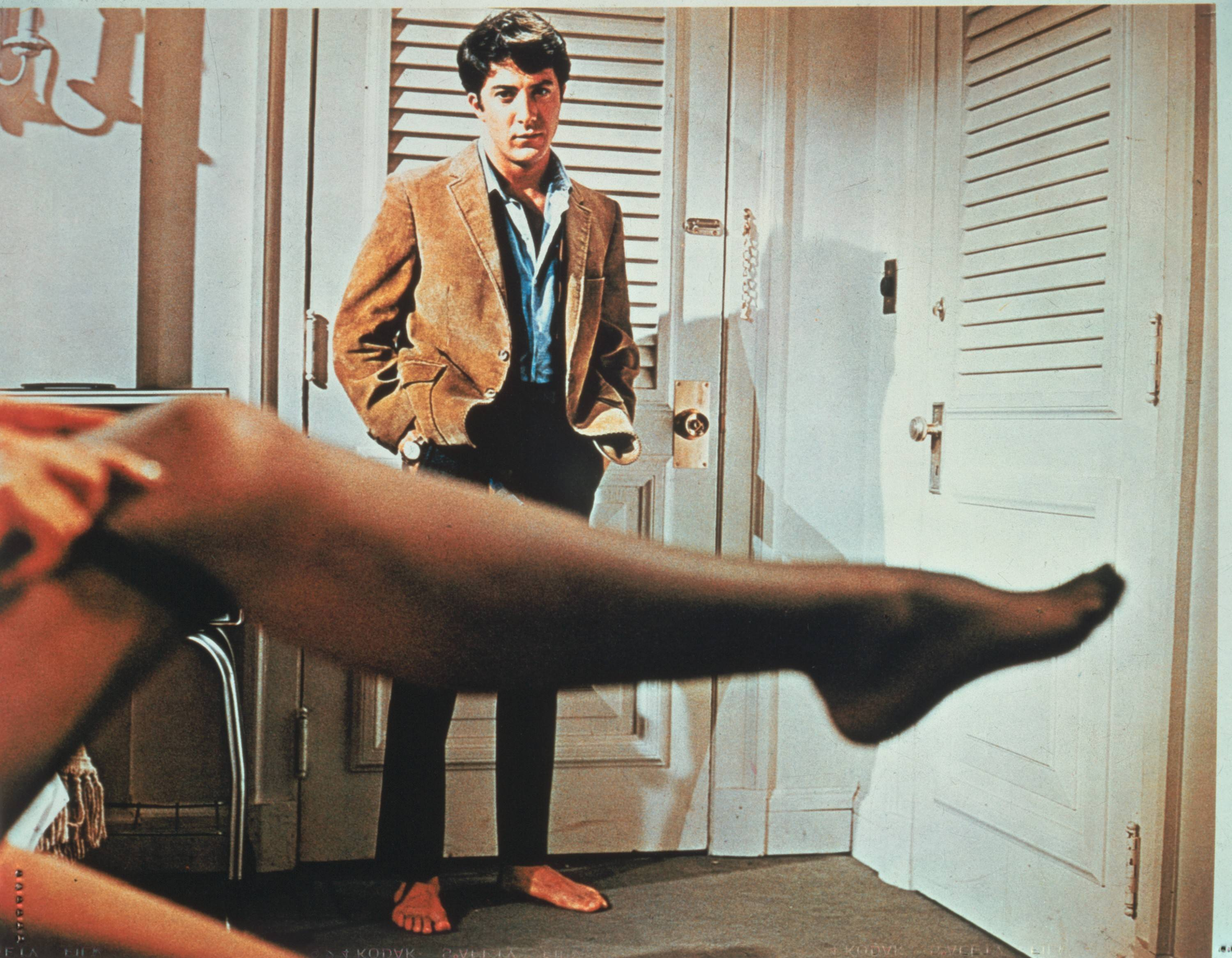 "Dann & Raymond's Movie Club looks at the greatest film comedies. Included is ""The Graduate,"" starring a young Dustin Hoffman."