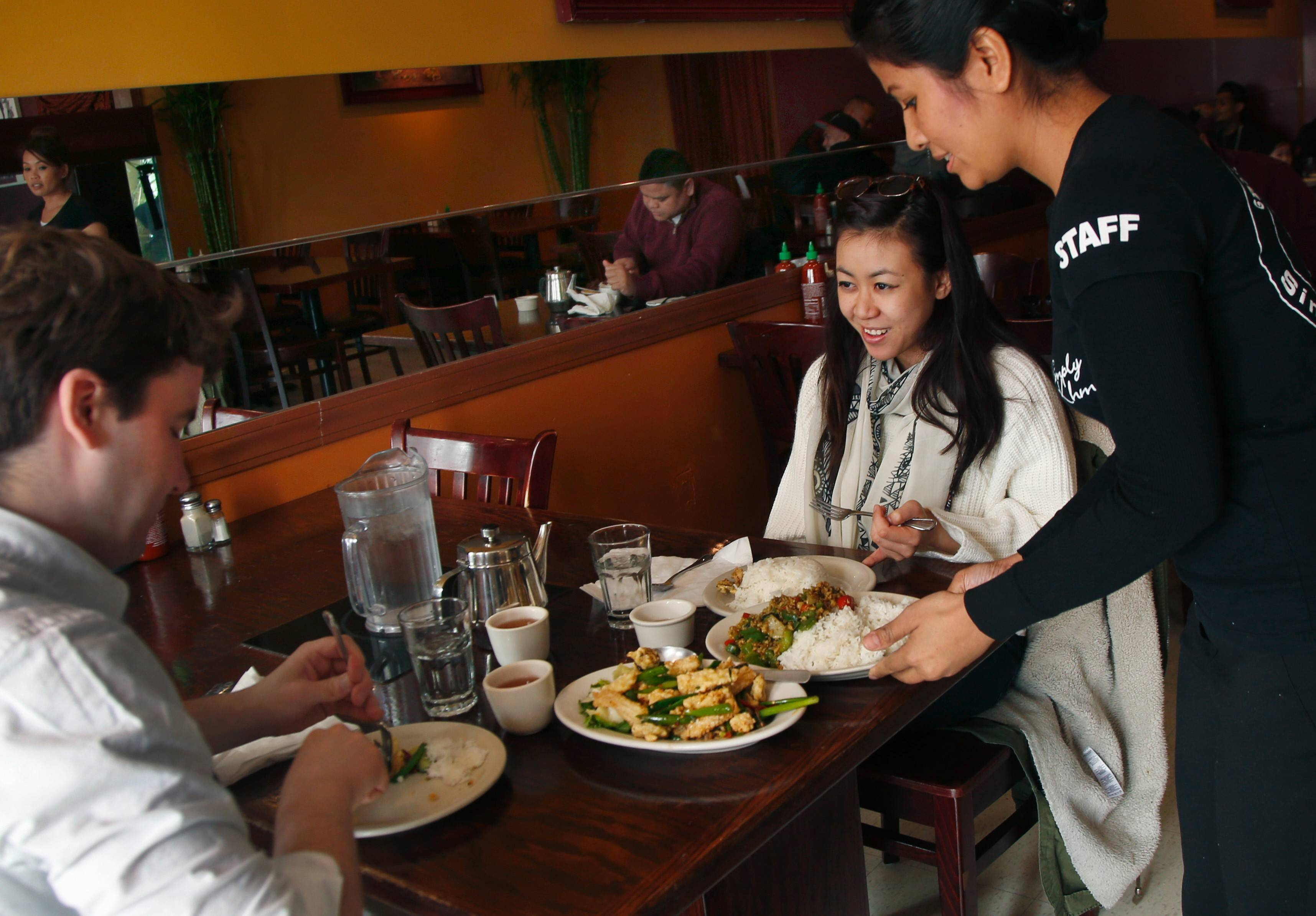 Simply Khmer is considered by some to offer the best -- and most authentic -- Cambodian food in Lowell, Mass.